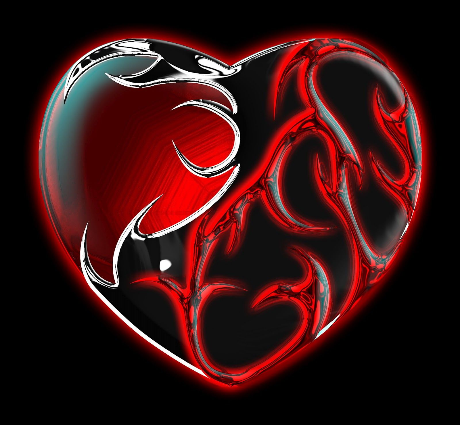 Tribal Heart Wallpapers Top Free Tribal Heart Backgrounds