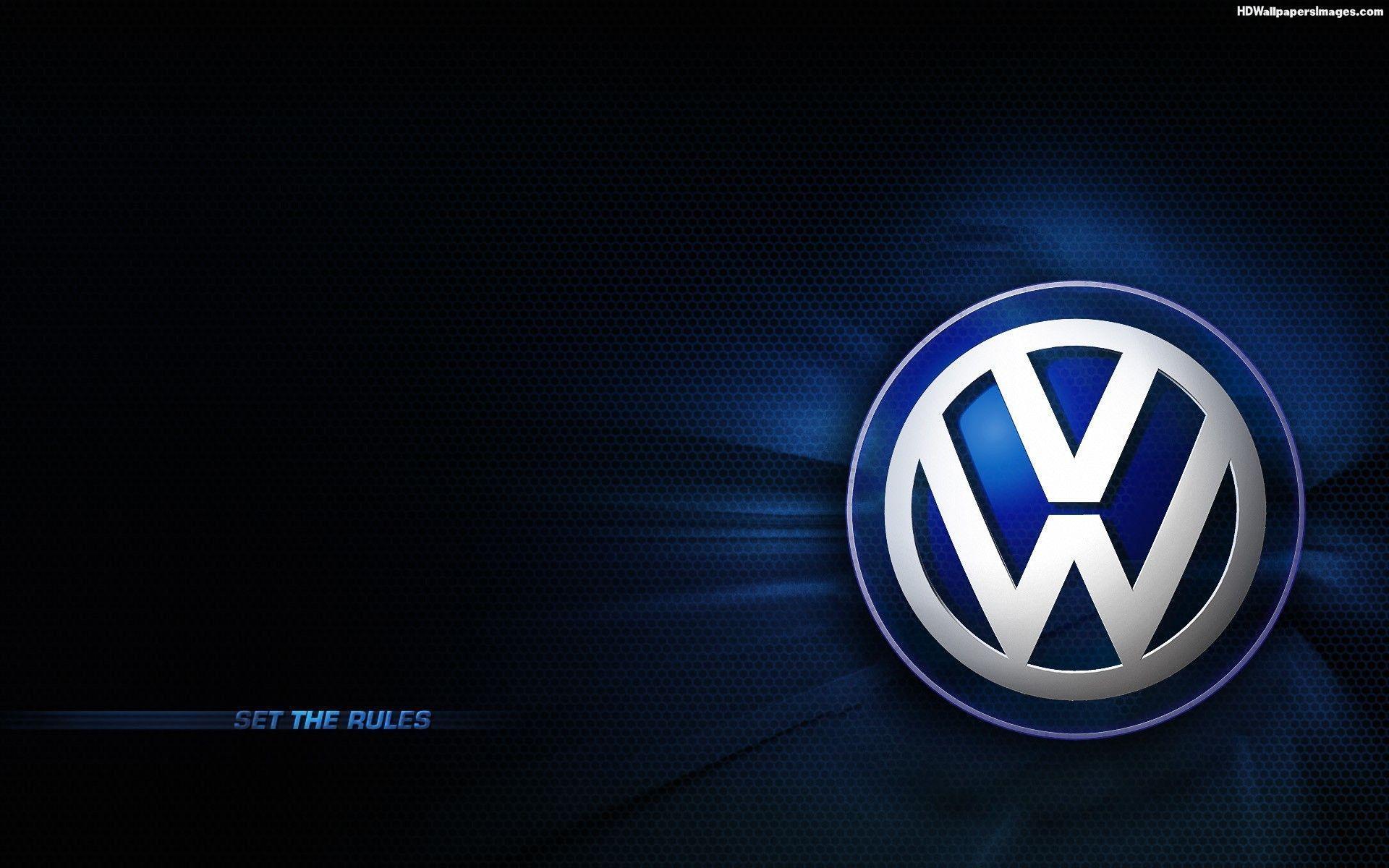Volkswagen Logo Wallpapers Top Free Volkswagen Logo Backgrounds Wallpaperaccess