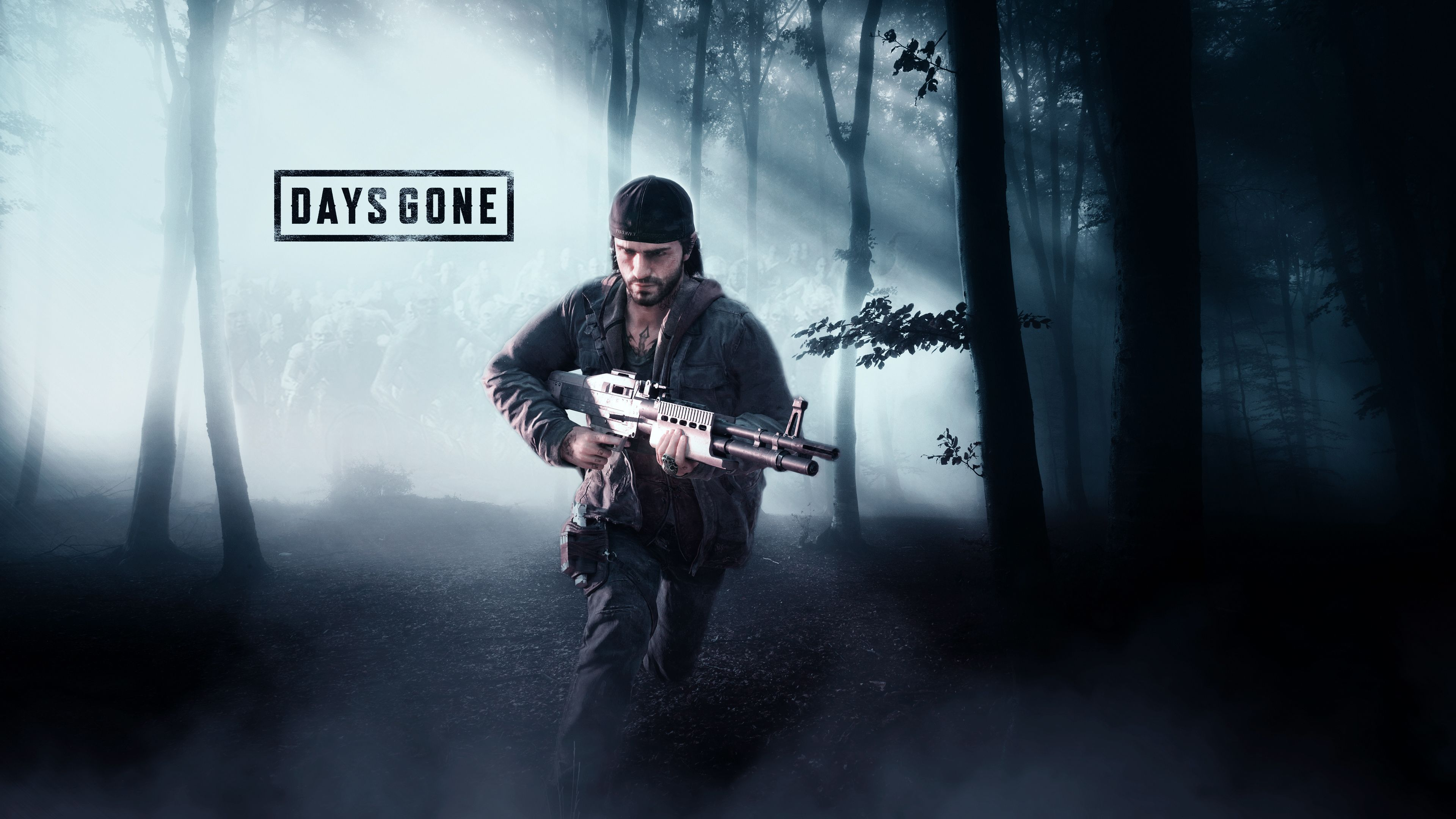 Days Gone Wallpapers - Top Free Days Gone Backgrounds ...