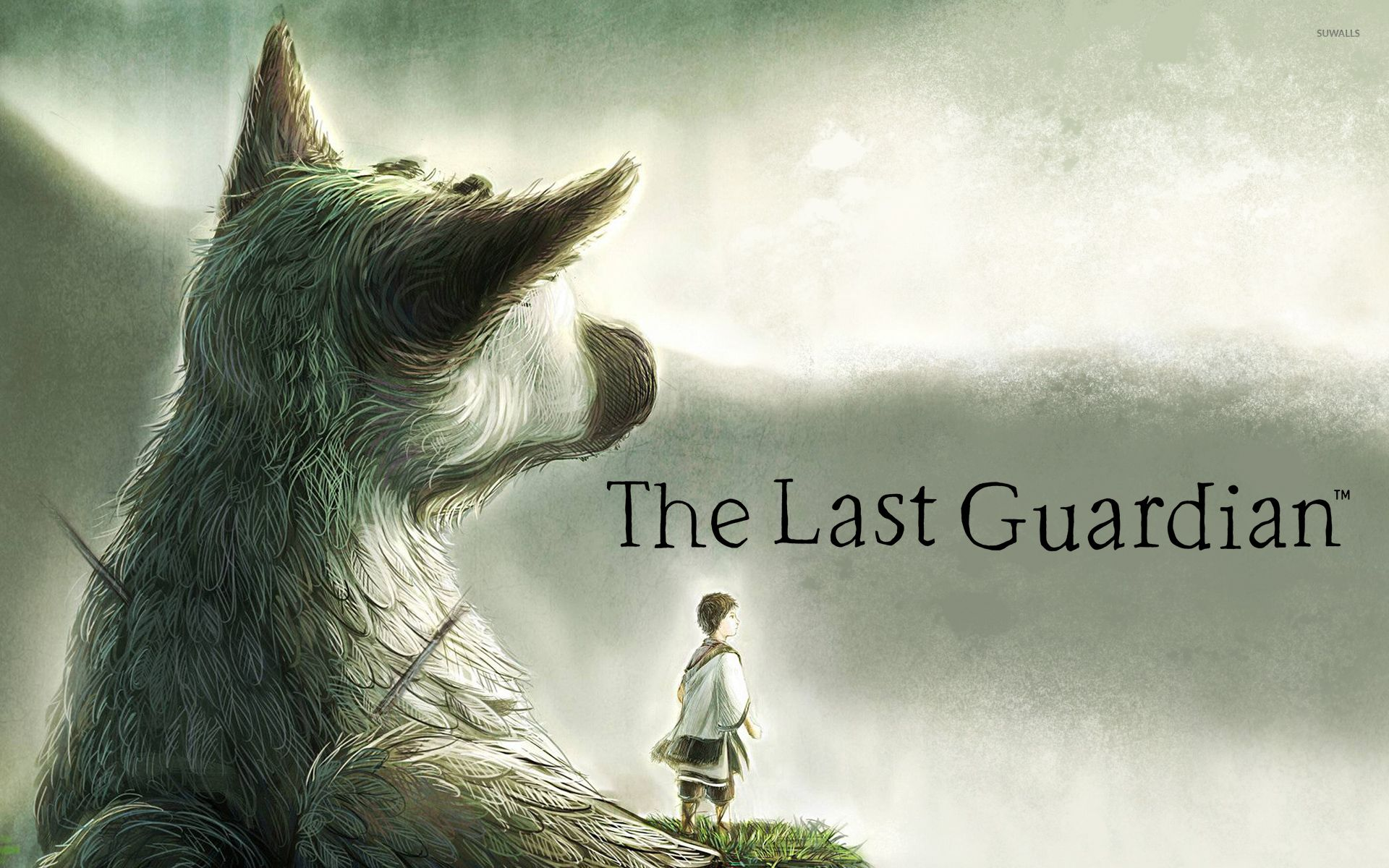 The Last Guardian Wallpapers Top Free The Last Guardian