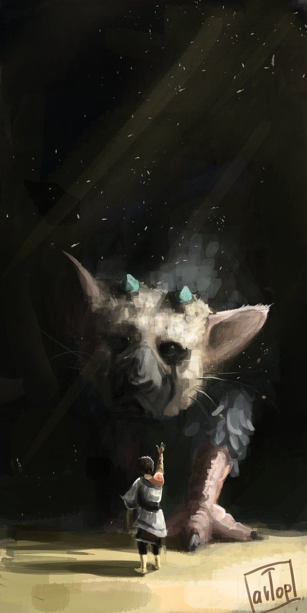 The Last Guardian Phone Wallpapers Top Free The Last Guardian