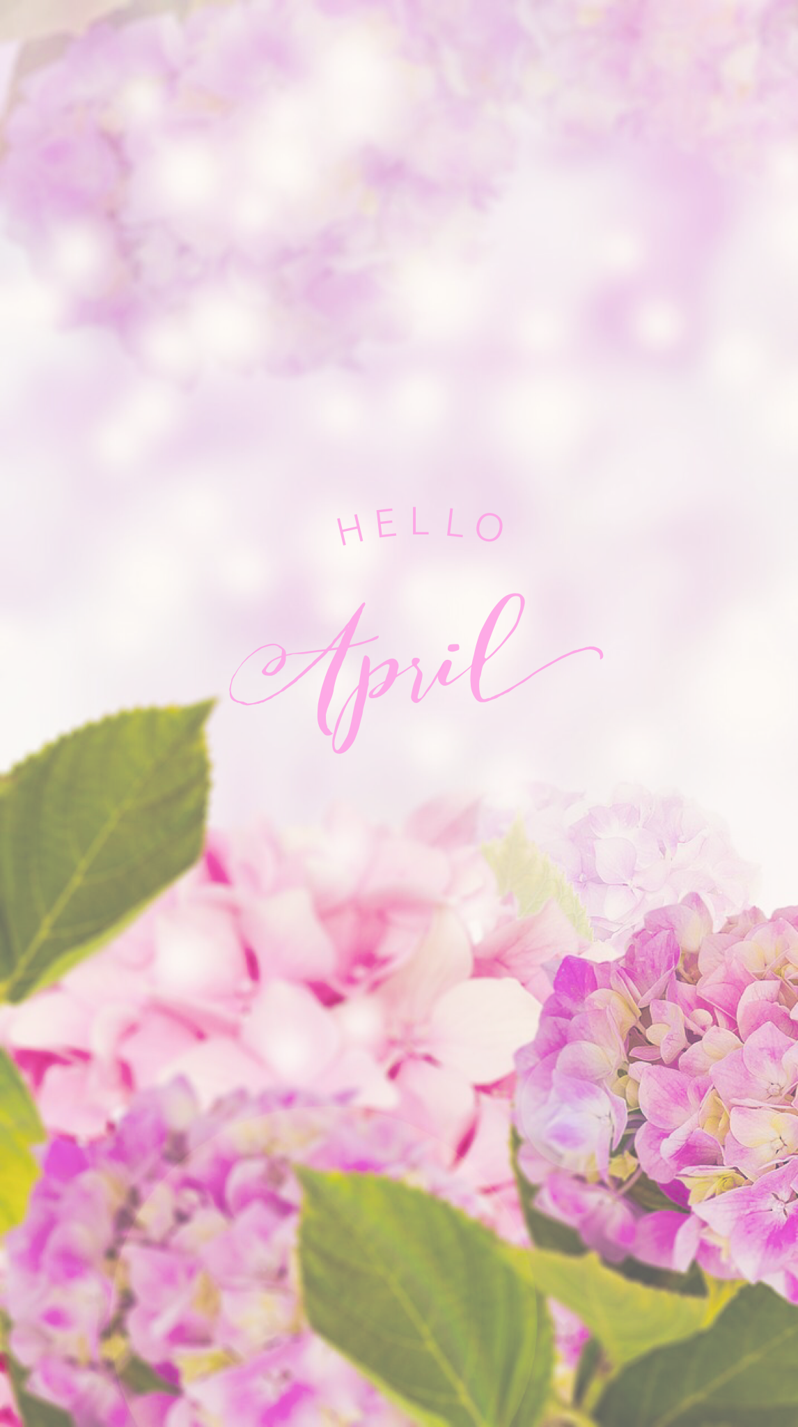 Hello April Wallpapers Top Free Hello April Backgrounds