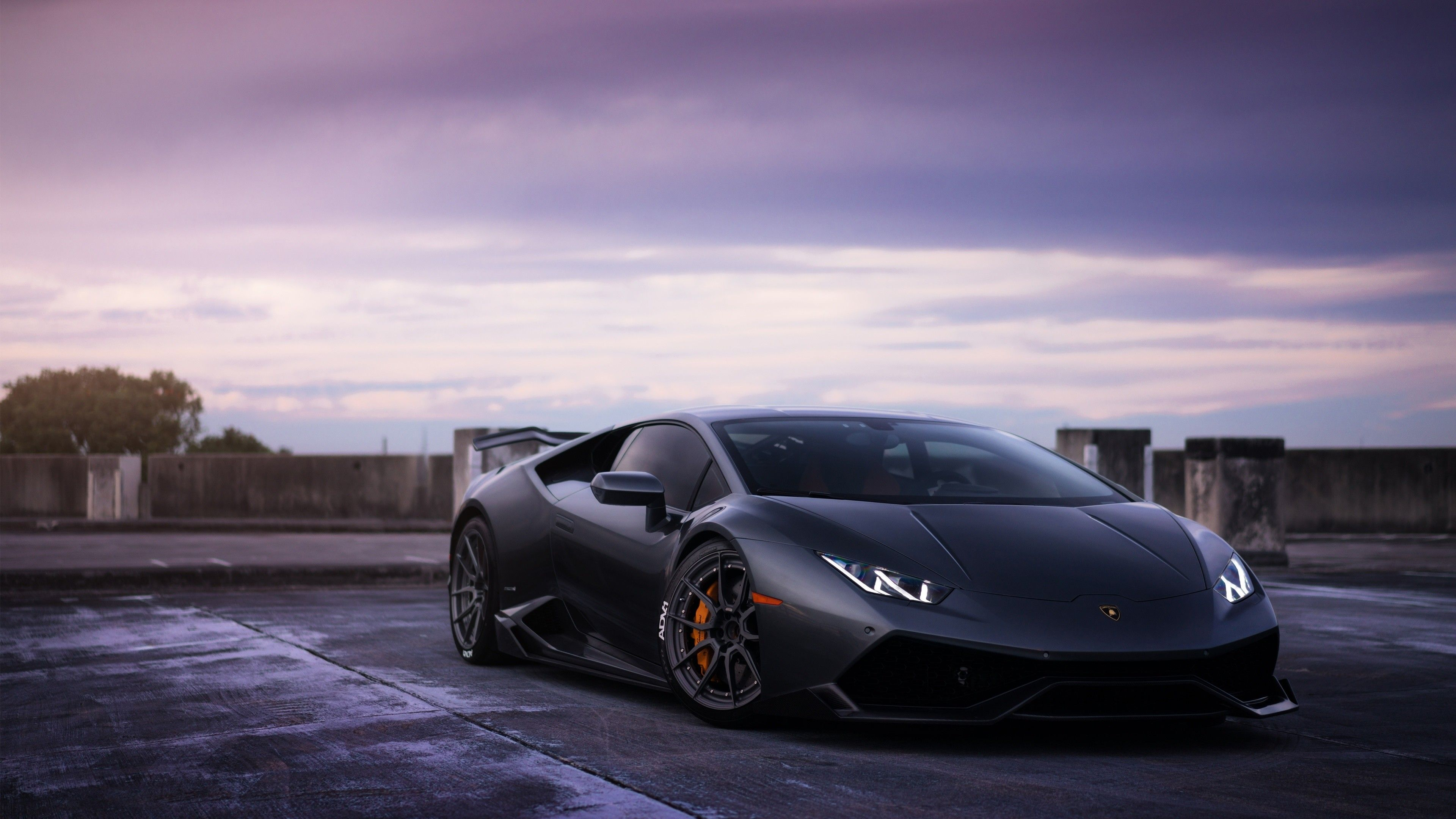 Black Lamborghini Huracan Wallpapers Top Free Black