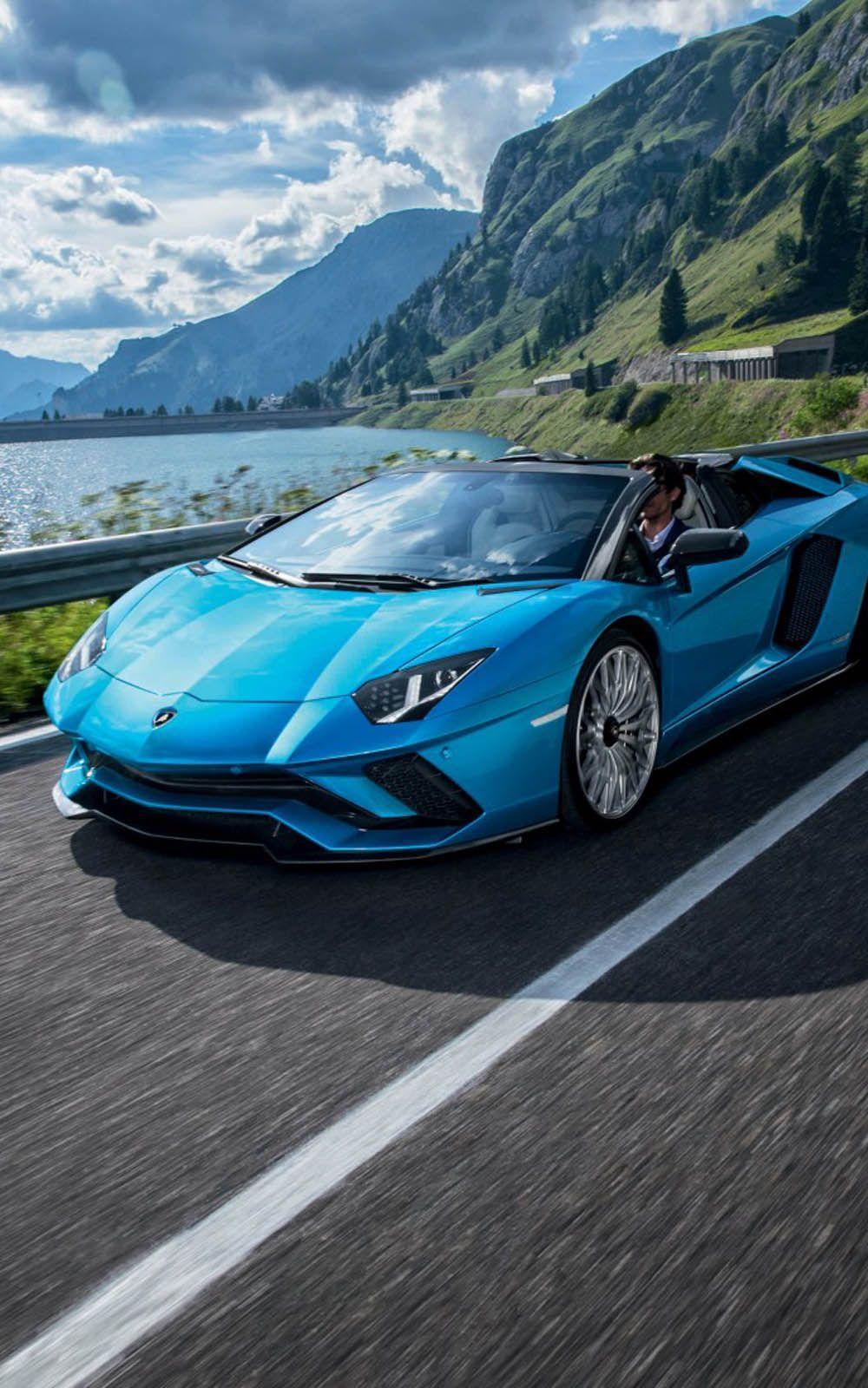 Blue Lamborghini Iphone Wallpapers Top Free Blue Lamborghini Iphone Backgrounds Wallpaperaccess