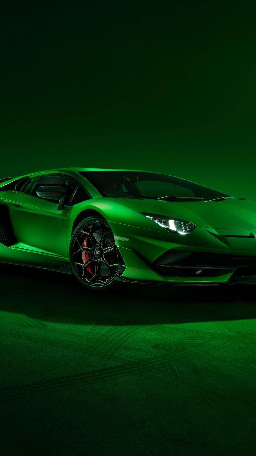 Green Lamborghini Iphone Wallpapers Top Free Green
