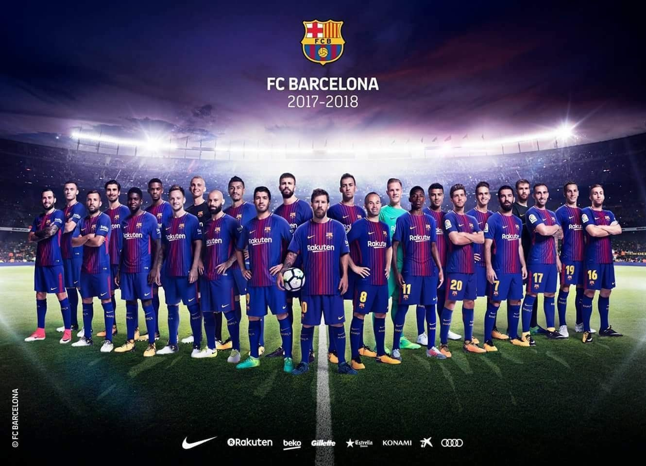 Fcb Wallpapers Top Free Fcb Backgrounds Wallpaperaccess
