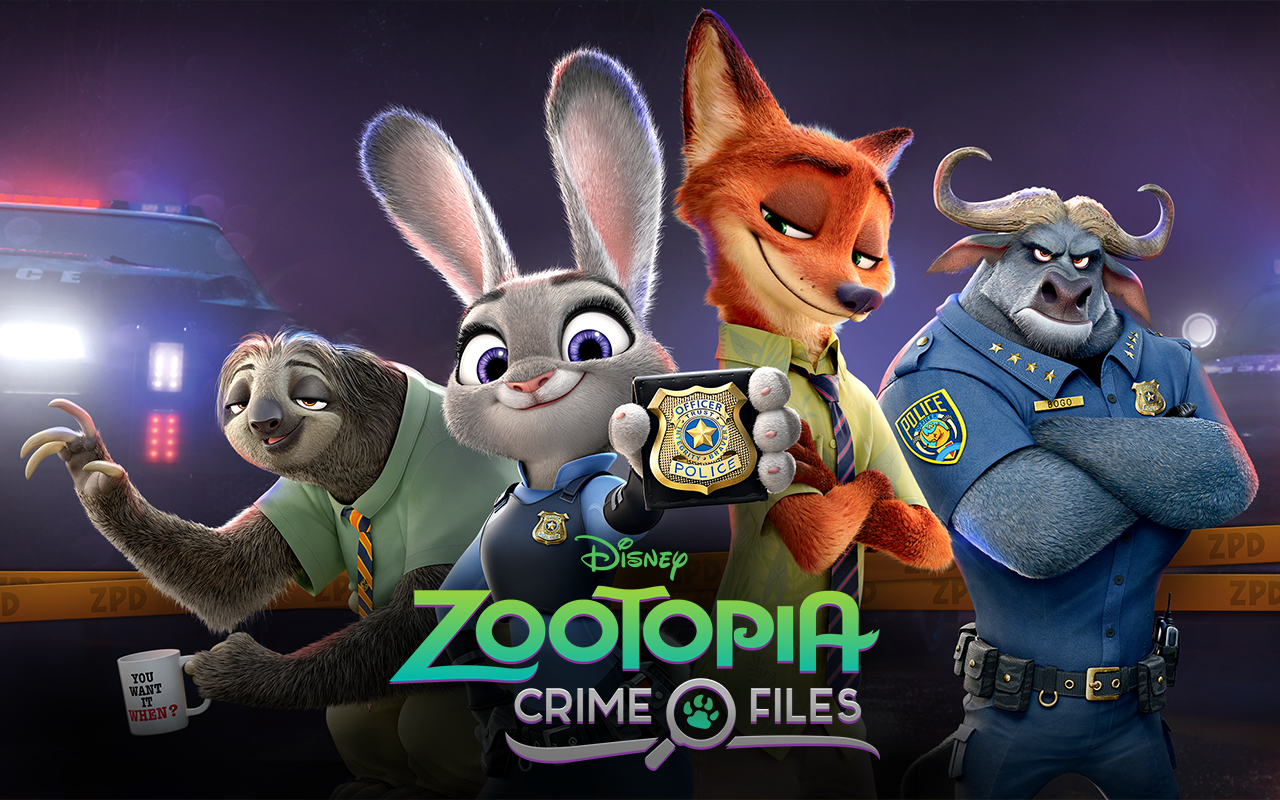 Zootopia Wallpapers Top Free Zootopia Backgrounds Wallpaperaccess