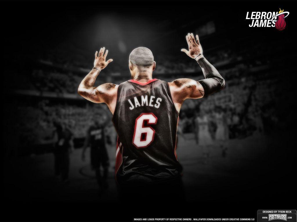 LeBron James Logo Wallpapers - Top Free LeBron James Logo ...
