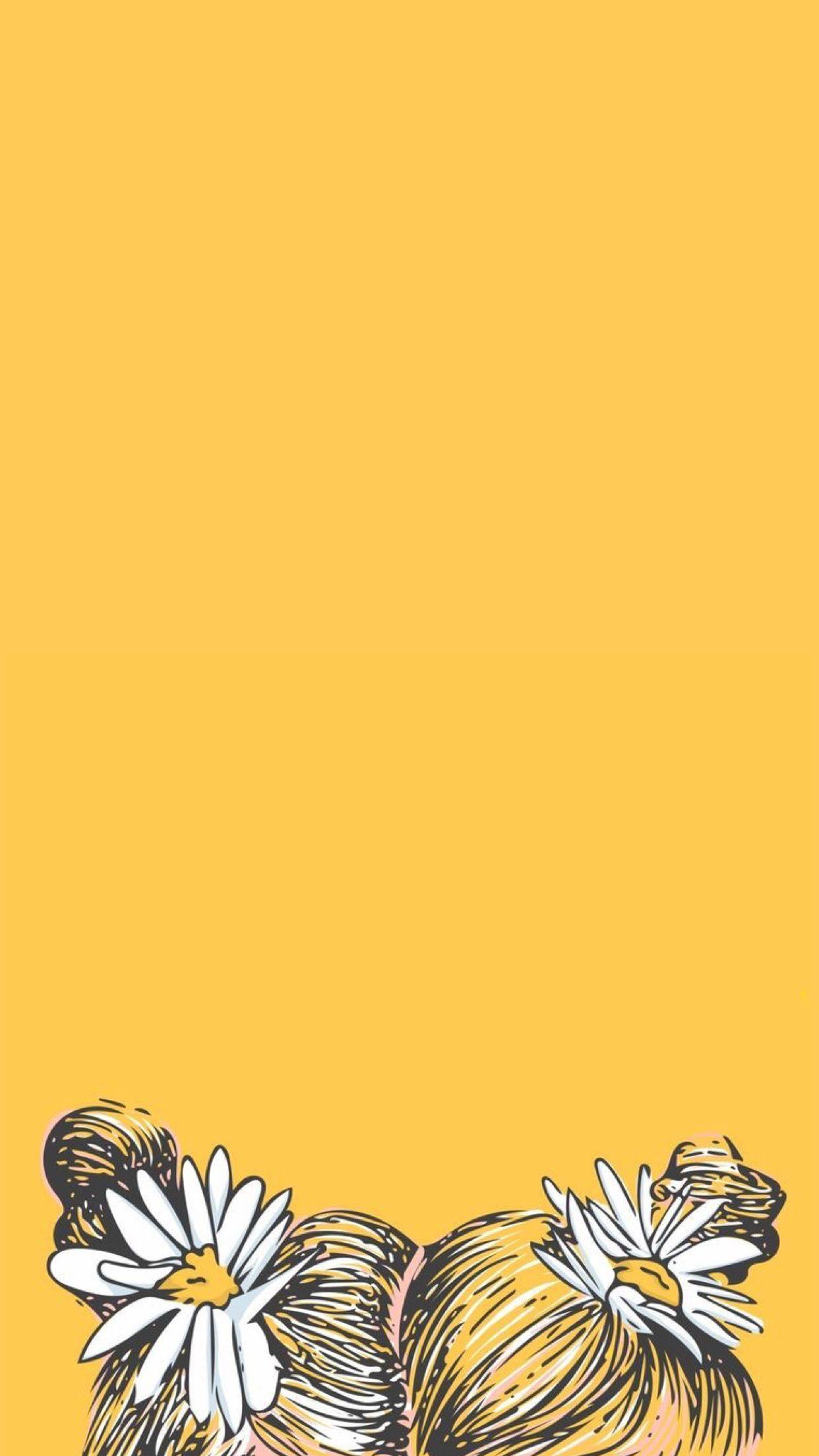 Aesthetic Yellow Wallpapers , Top Free Aesthetic Yellow