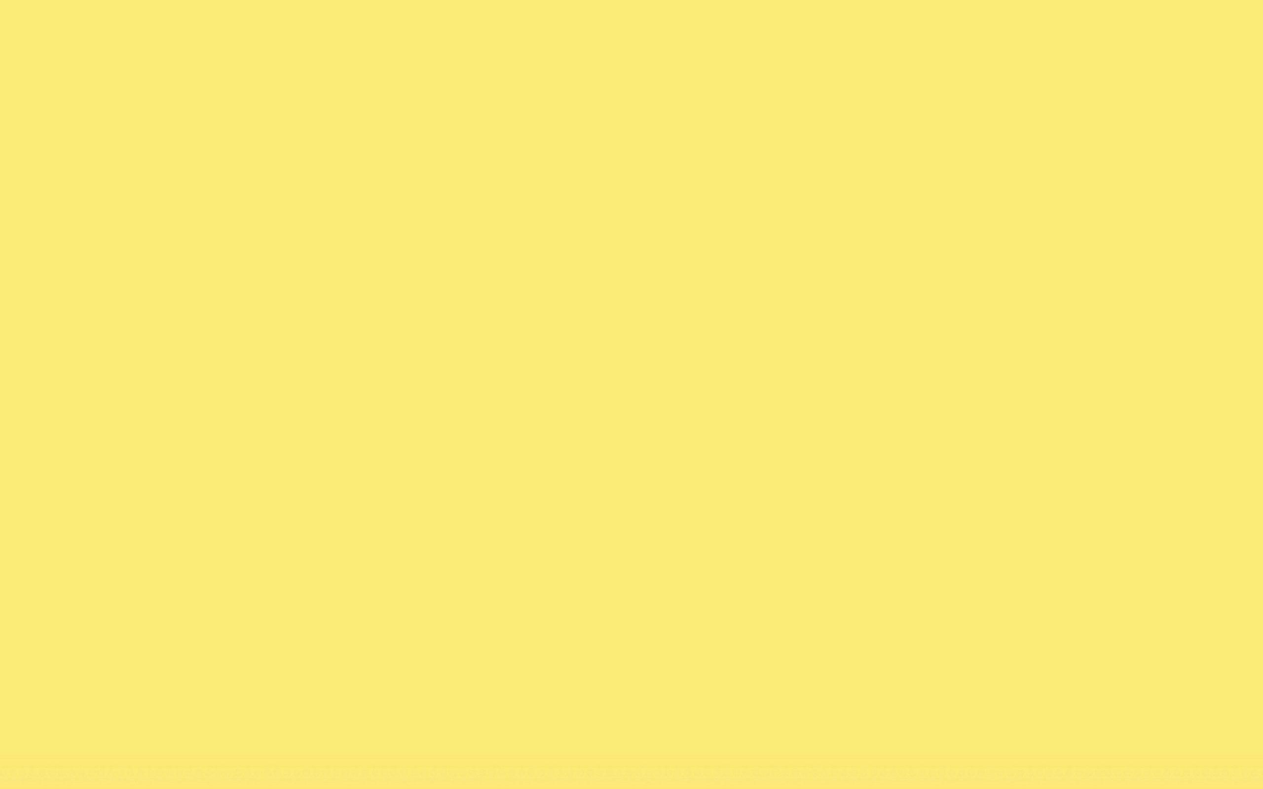 Hình nền màn hình màu vàng 2560x1600