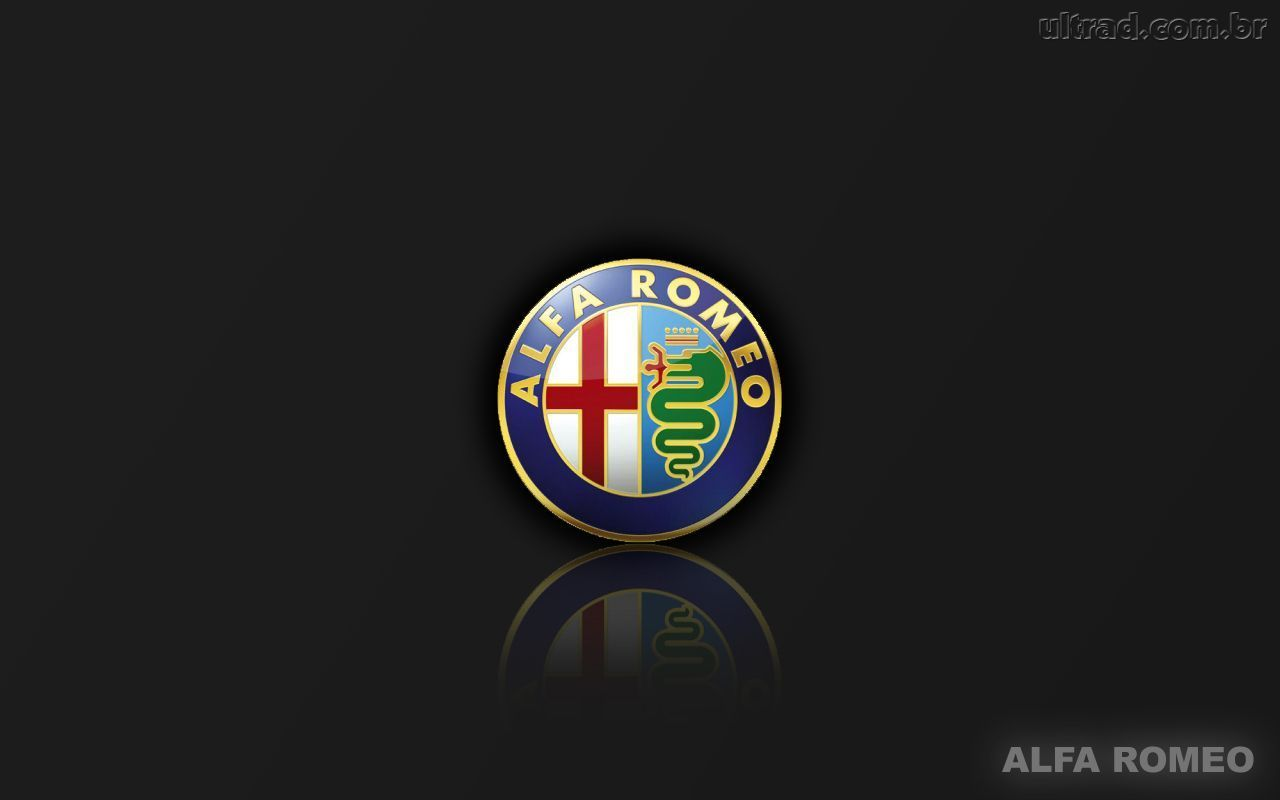 Alfa Romeo Logo Wallpapers Top Free Alfa Romeo Logo Backgrounds Wallpaperaccess
