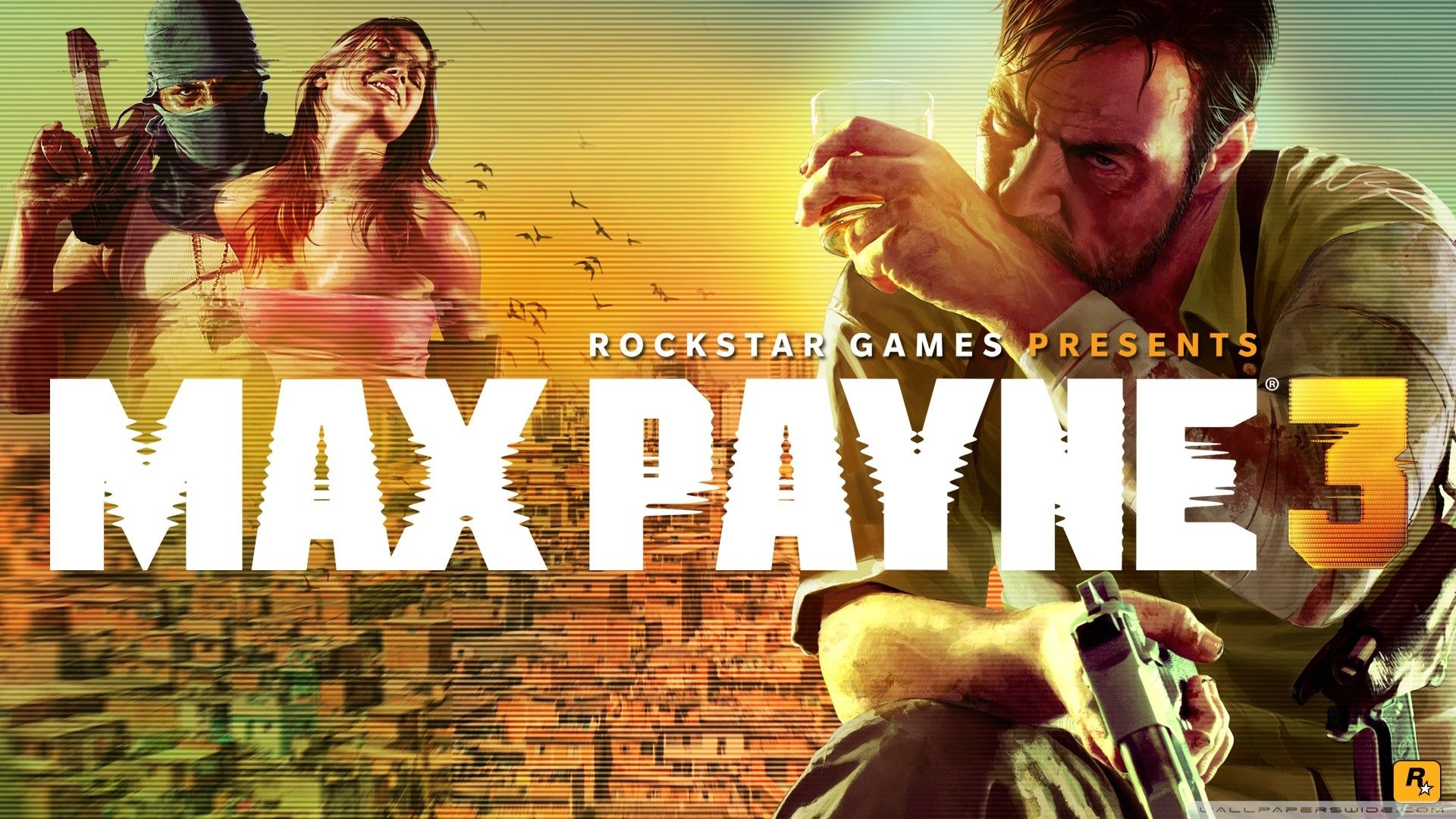 Max Payne 3 Wallpapers Top Free Max Payne 3 Backgrounds