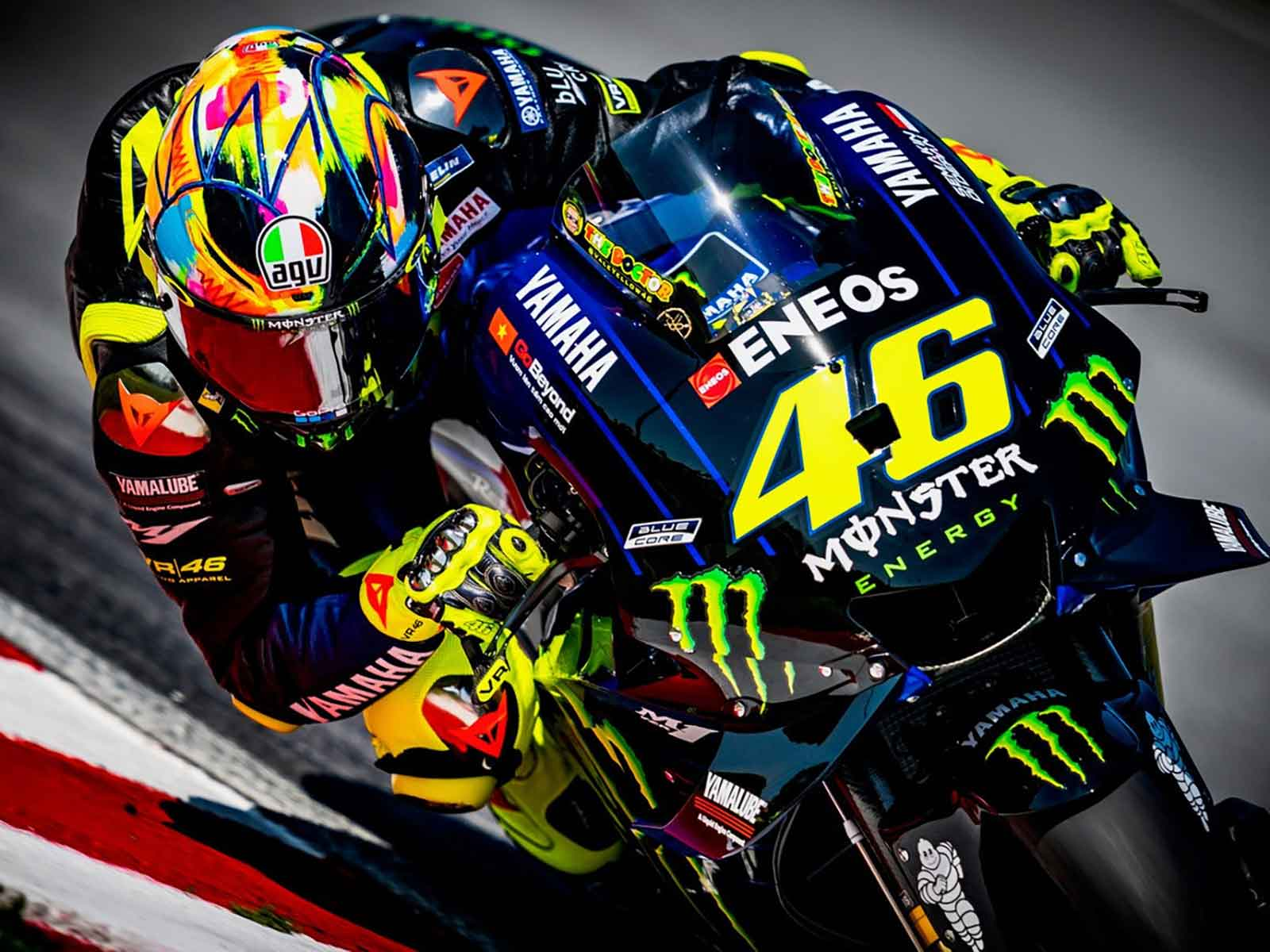 Valentino Rossi Wallpapers Top Free Valentino Rossi Backgrounds Wallpaperaccess