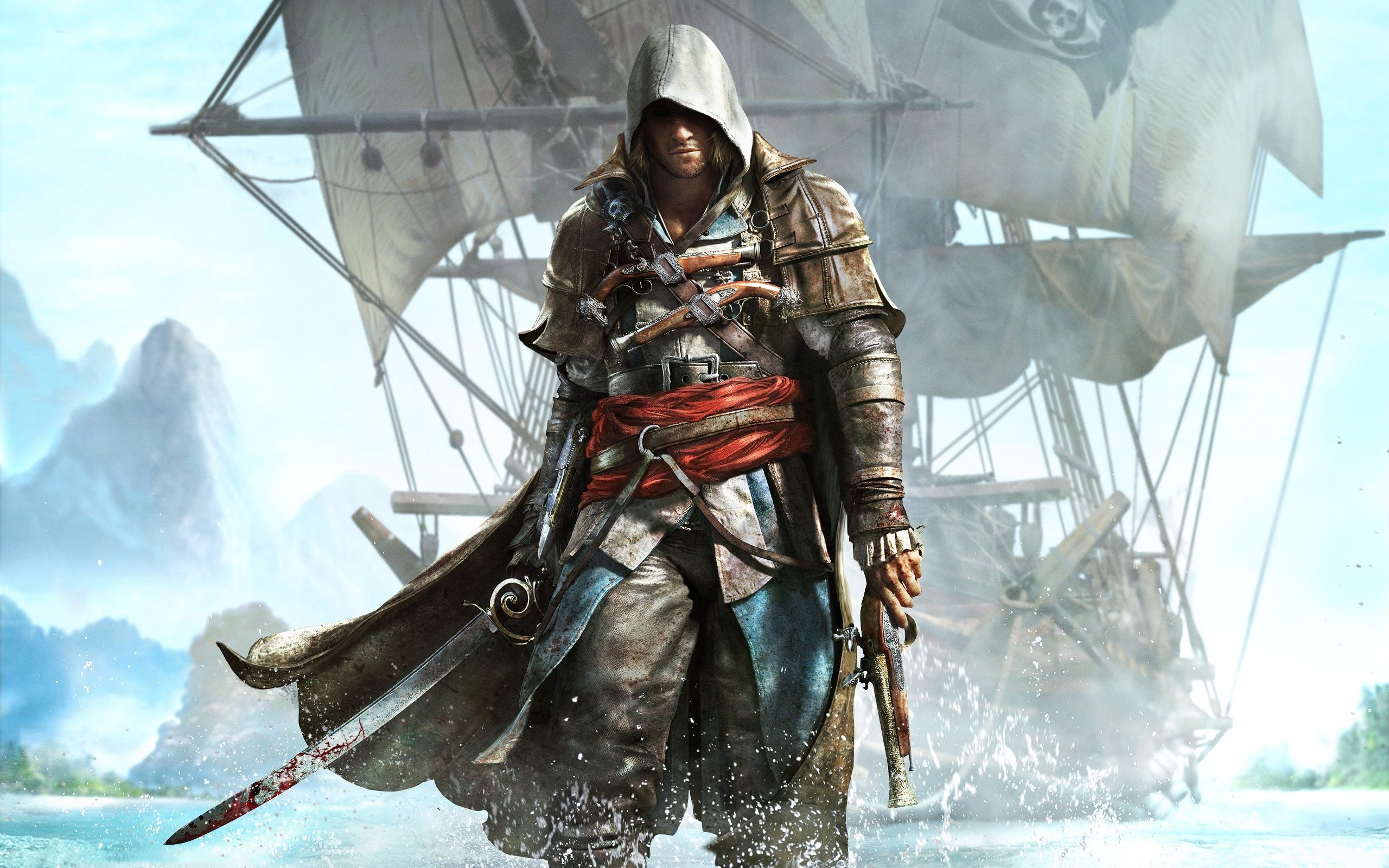 Edward Kenway Wallpapers Top Free Edward Kenway Backgrounds