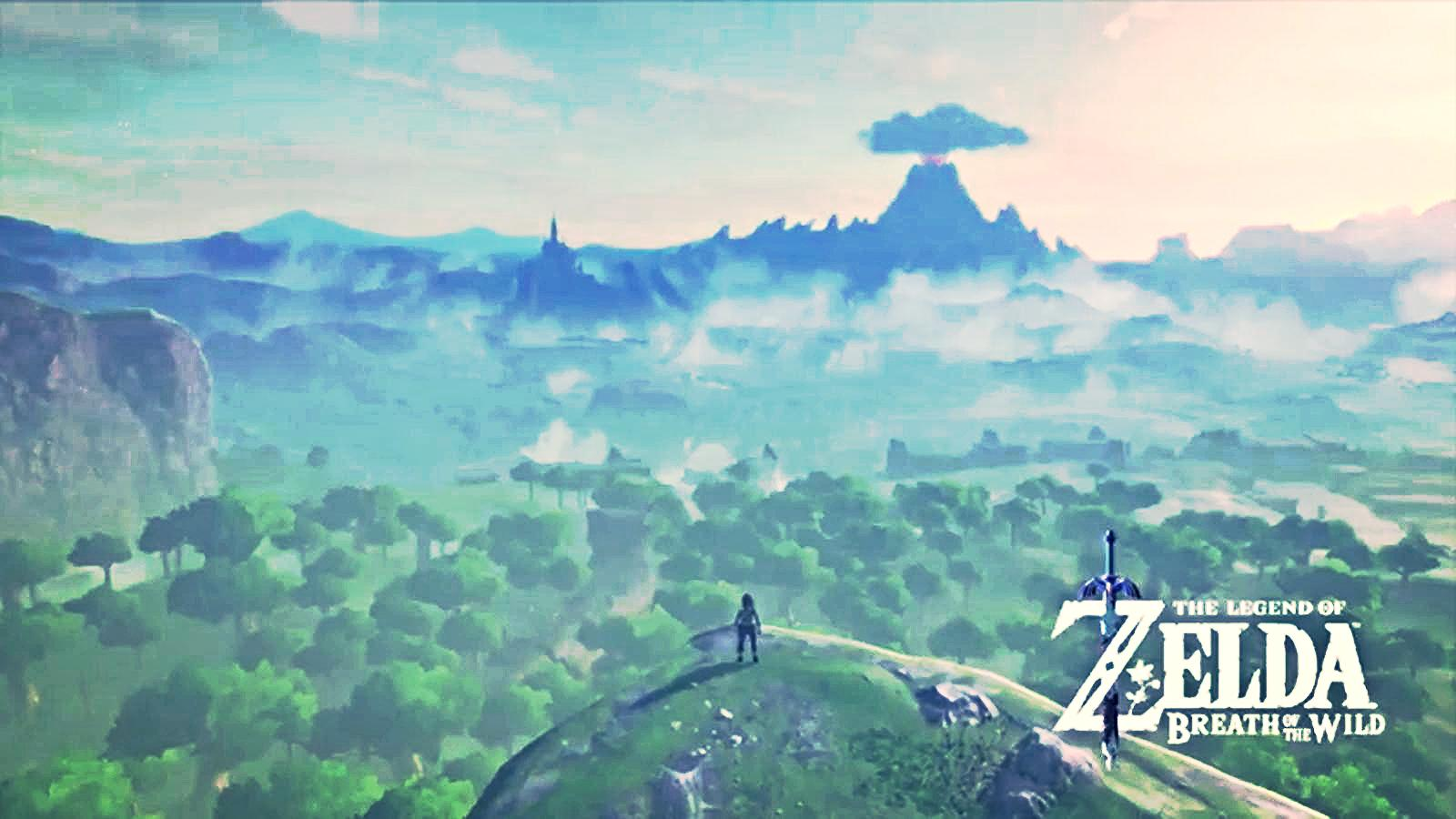 The Legend Of Zelda Breath Of The Wild Wallpapers Top Free The