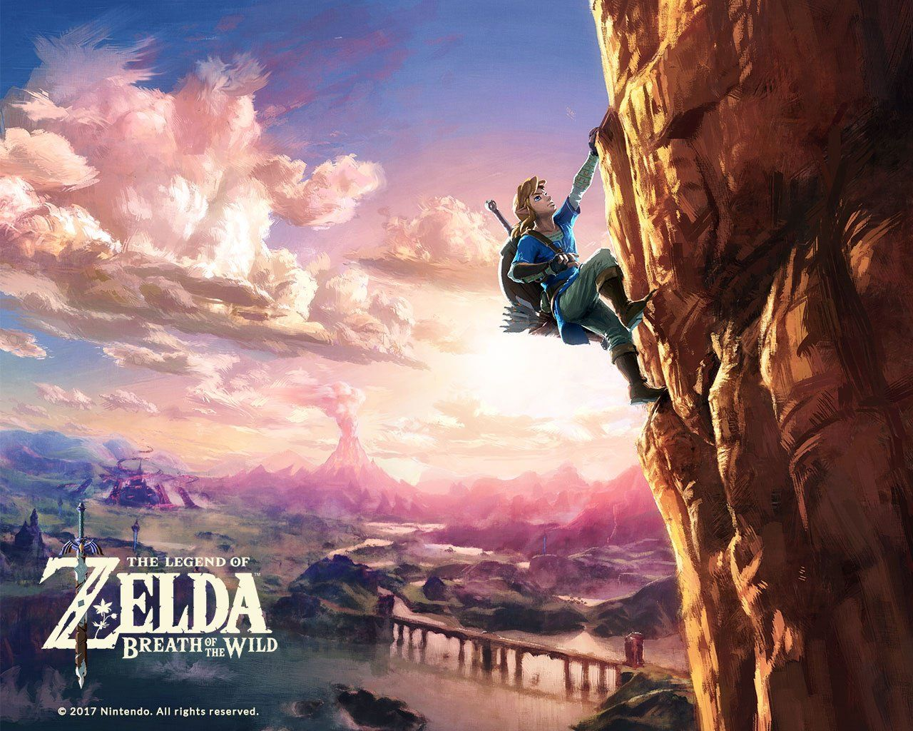 The Legend Of Zelda Breath Of The Wild Wallpapers Top Free The Legend Of Zelda Breath Of The Wild Backgrounds Wallpaperaccess
