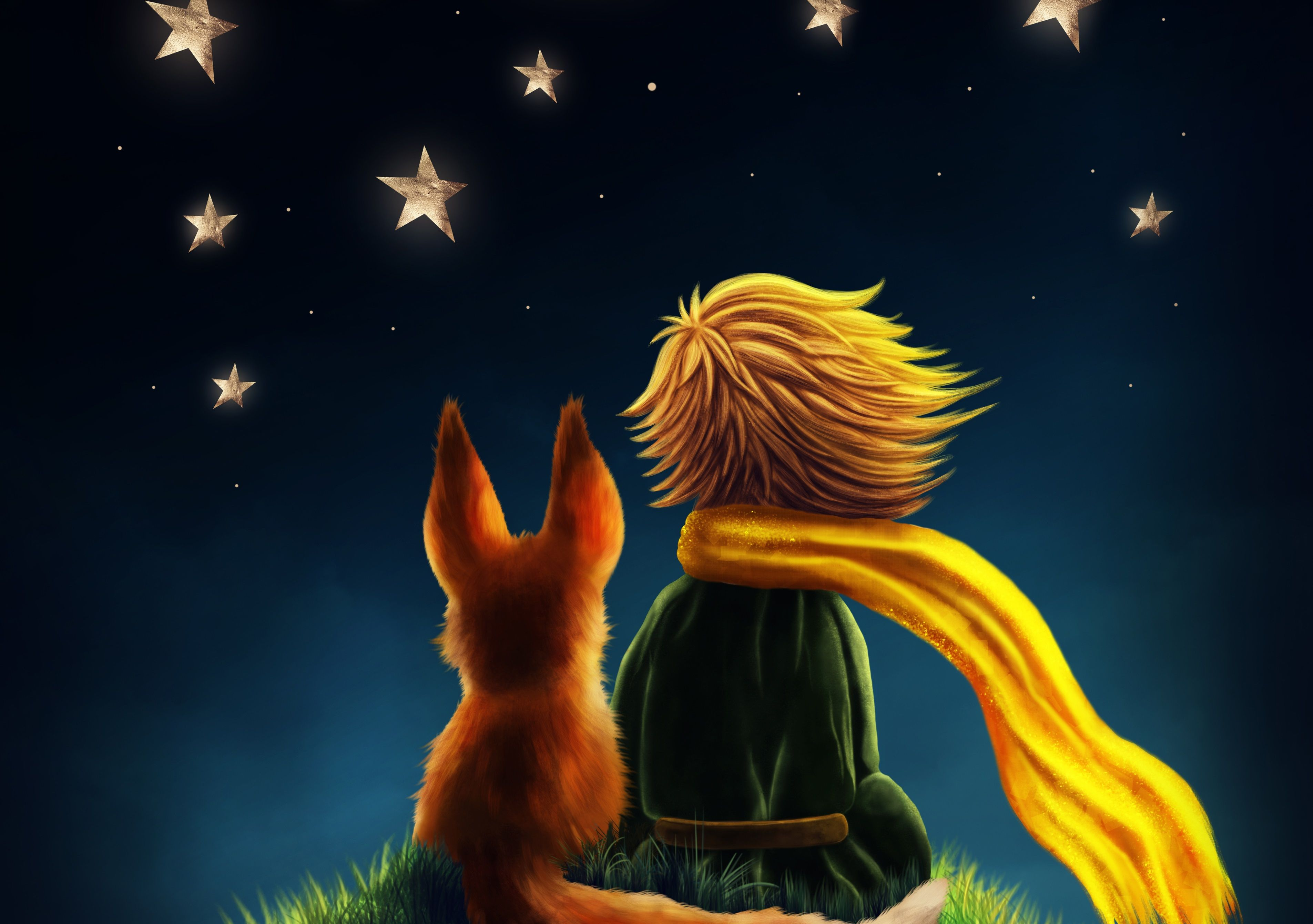 Little Prince Wallpapers Top Free Little Prince Backgrounds