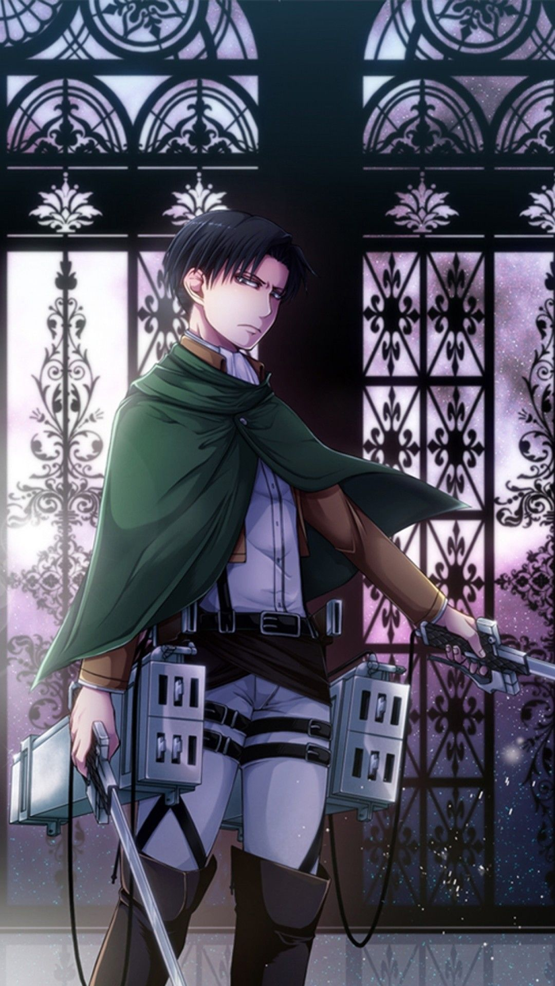 Levi And Mikasa Wallpapers Top Free Levi And Mikasa Backgrounds Wallpaperaccess