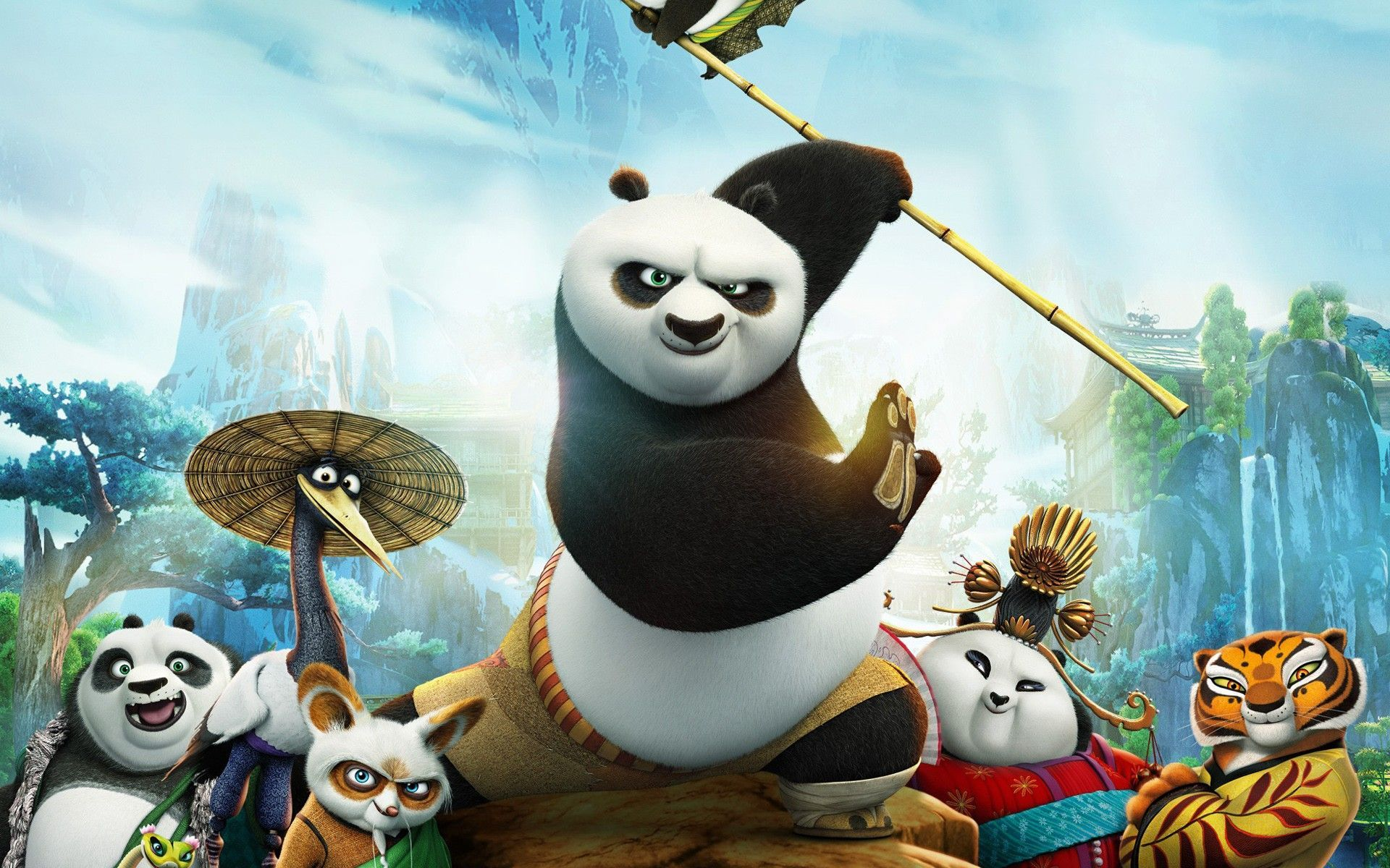 Kung Fu Panda Wallpapers Top Free Kung Fu Panda Backgrounds