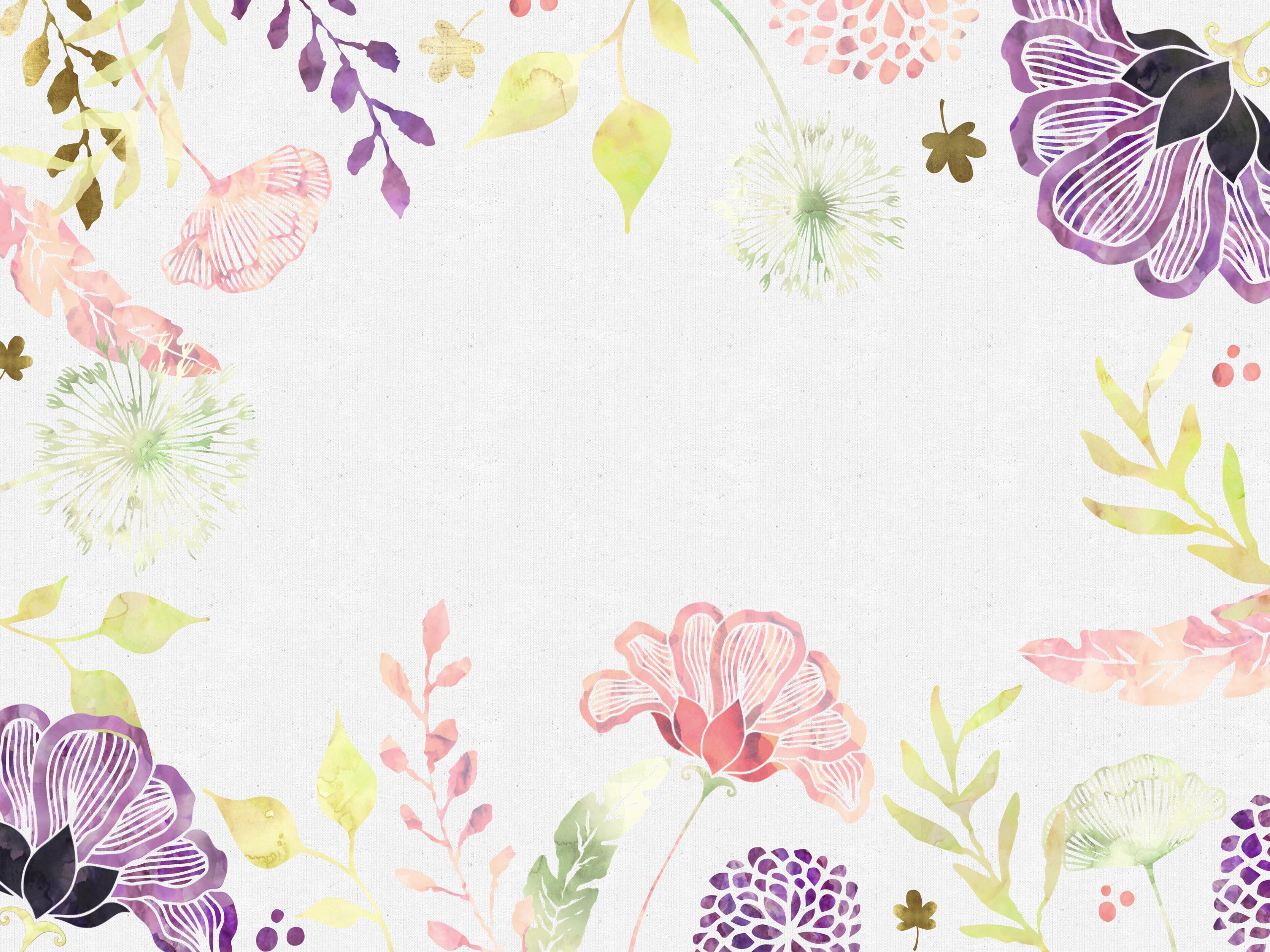 Floral Computer Wallpapers Top Free Floral Computer Backgrounds