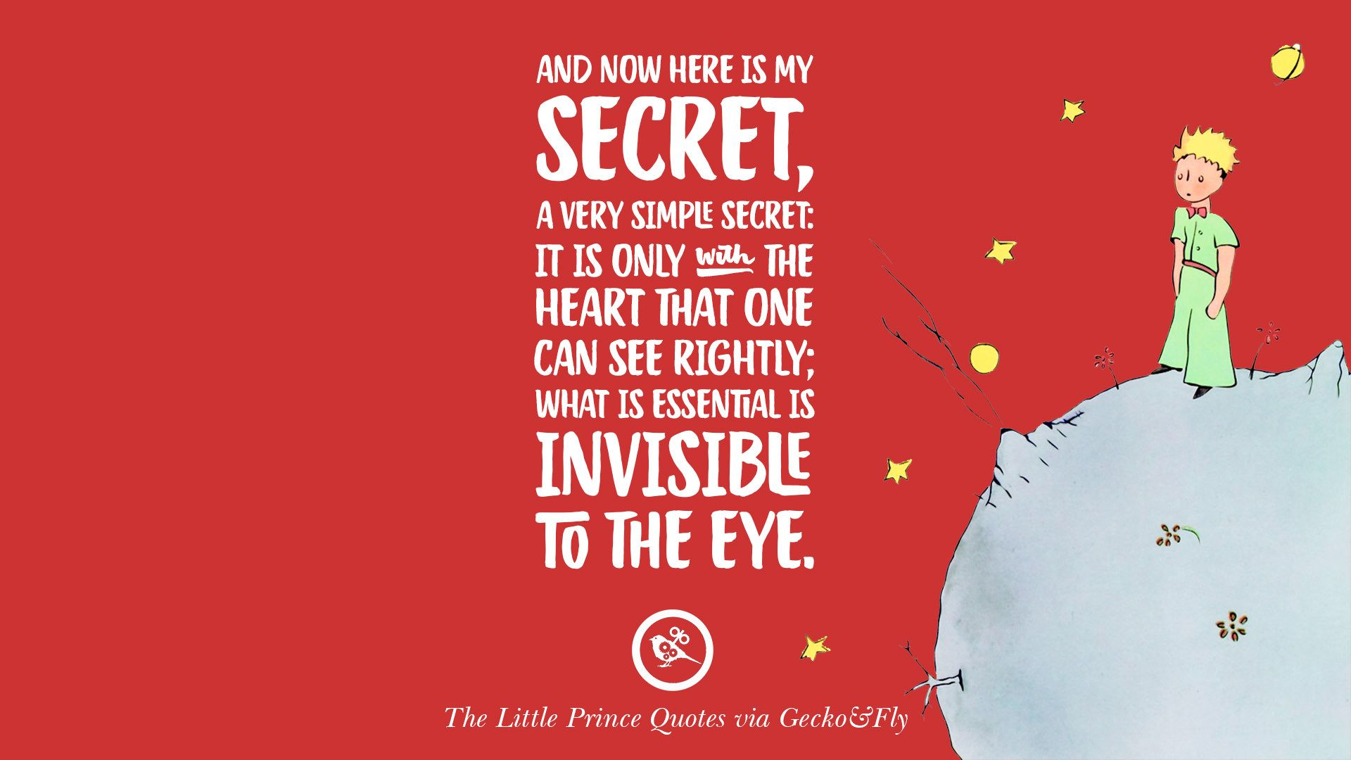 Little Prince Quotes Wallpapers - Top Free Little Prince ...