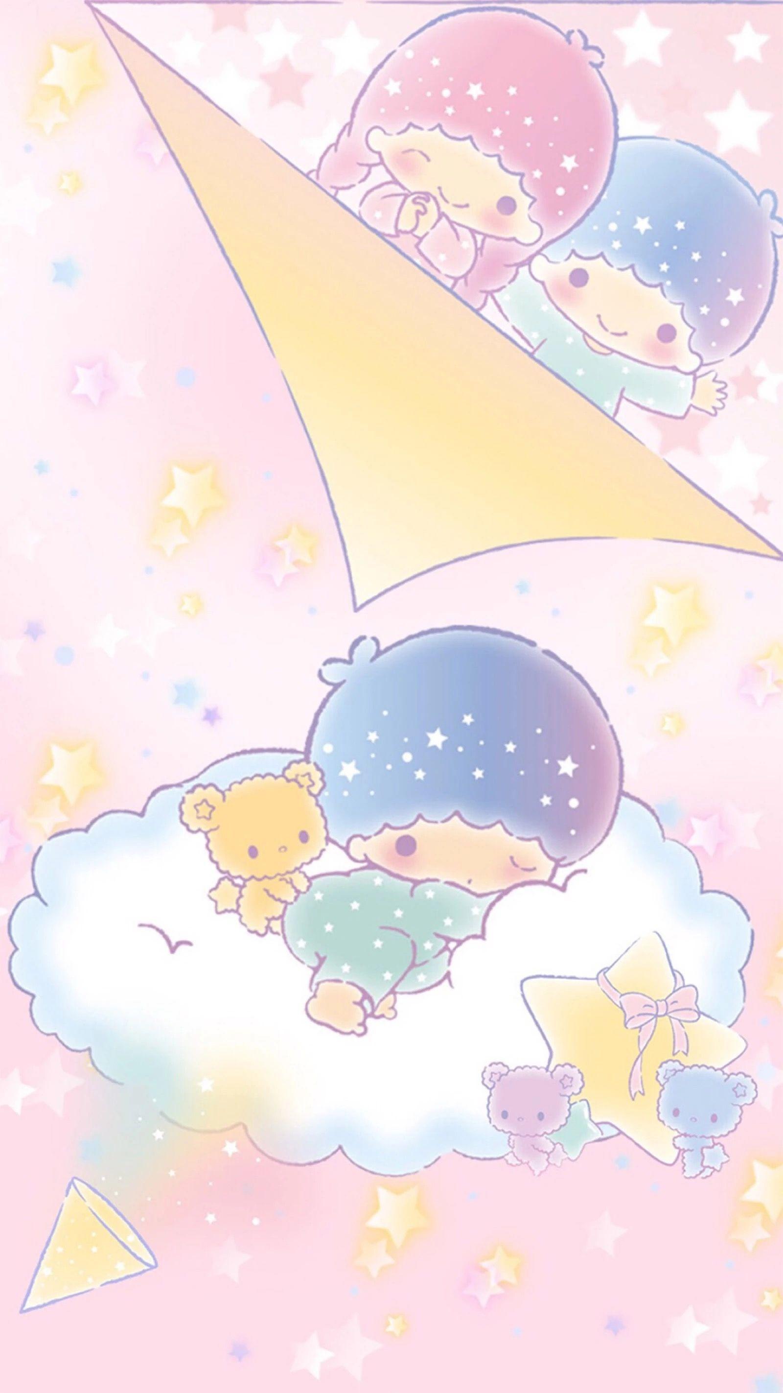 Little Twin Stars Wallpapers Top Free Little Twin Stars