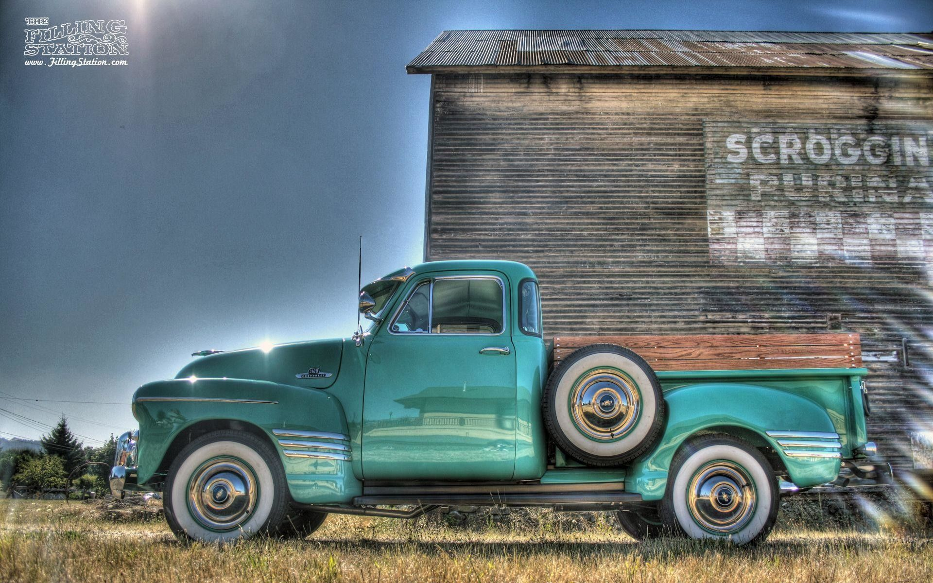 Vintage Pickup Wallpapers Top Free Vintage Pickup Backgrounds Wallpaperaccess