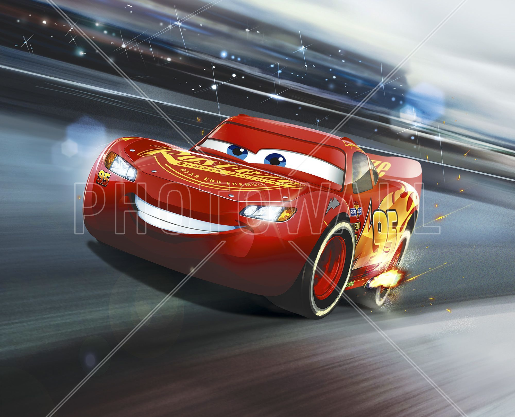 Lightning Mcqueen Wallpapers Top Free Lightning Mcqueen