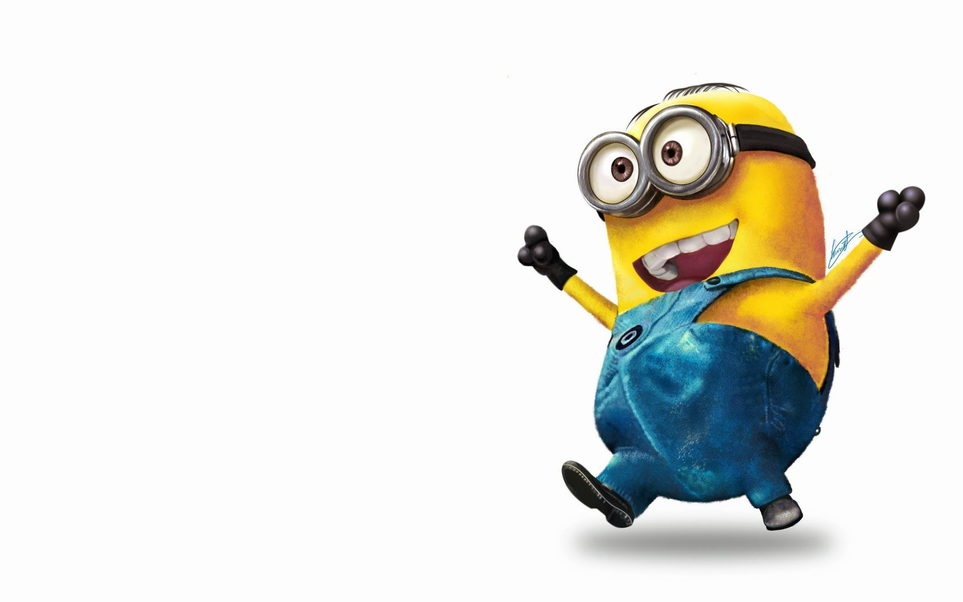 Happy Minion Wallpapers Top Free Happy Minion Backgrounds