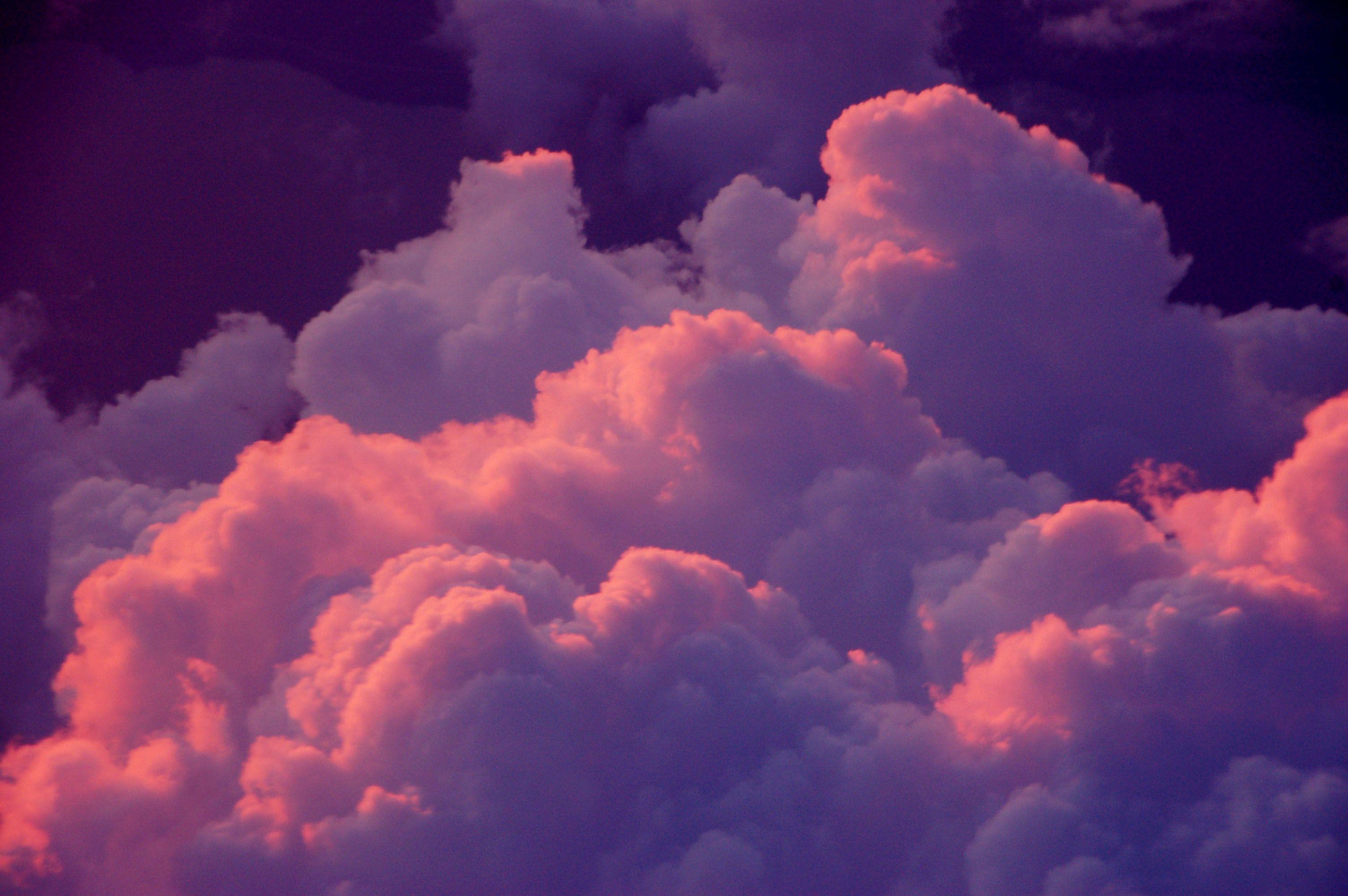 Aesthetic Clouds Mac Wallpapers - Top ...