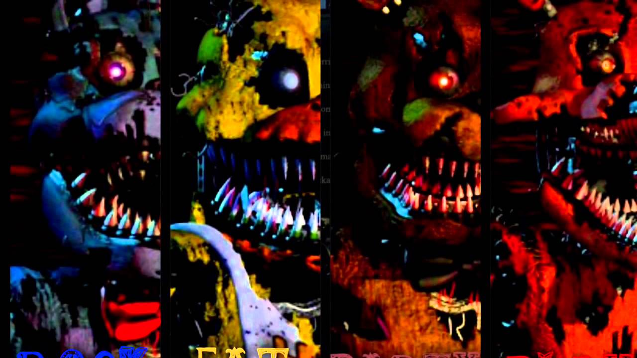 Five Nights At Freddy S Wallpapers Top Free Five Nights At