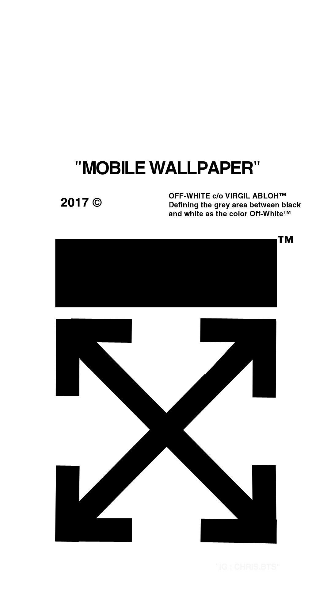 Off White Phone Wallpapers Top Free Off White Phone