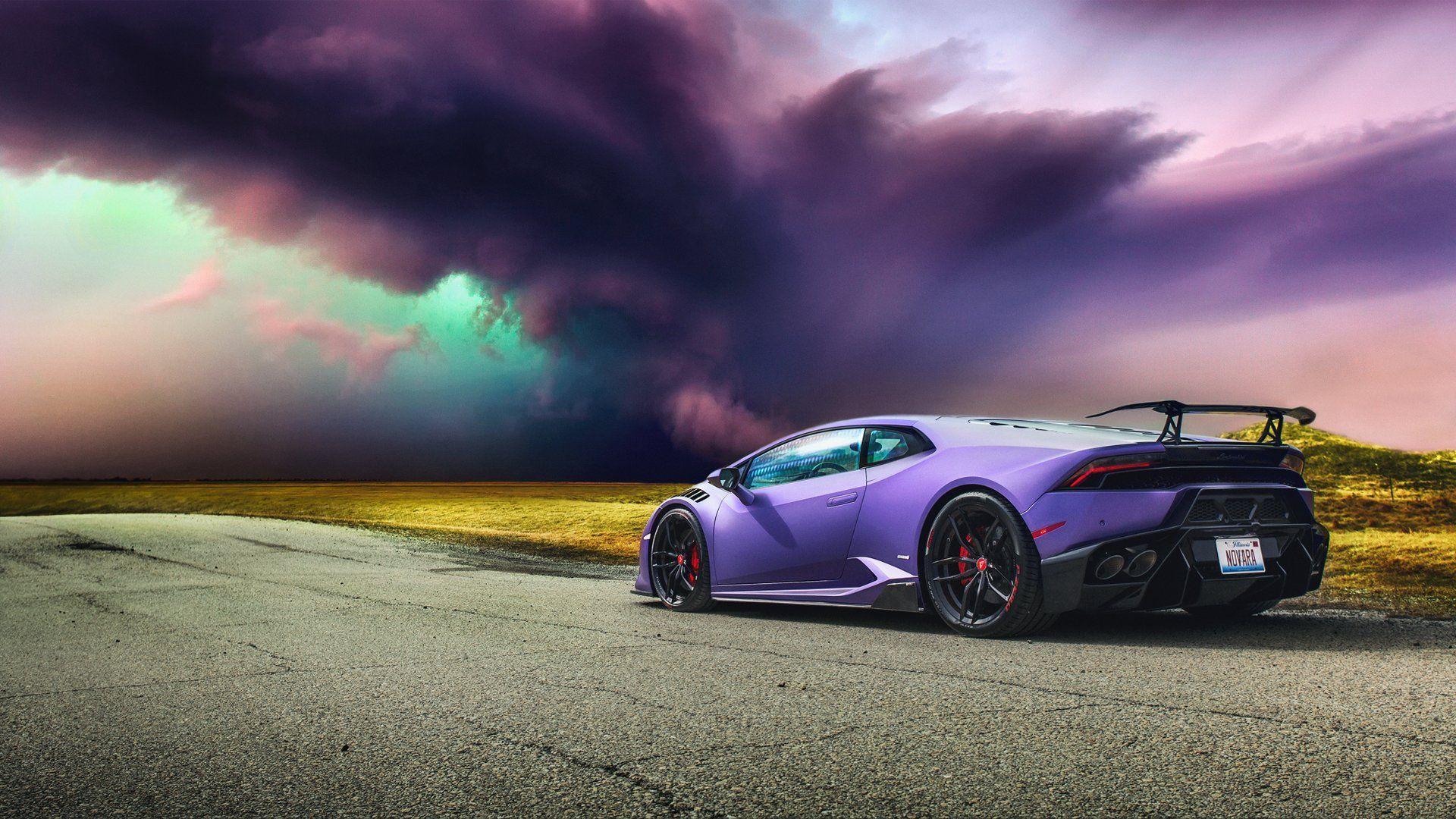Purple Car Wallpapers Top Free Purple Car Backgrounds