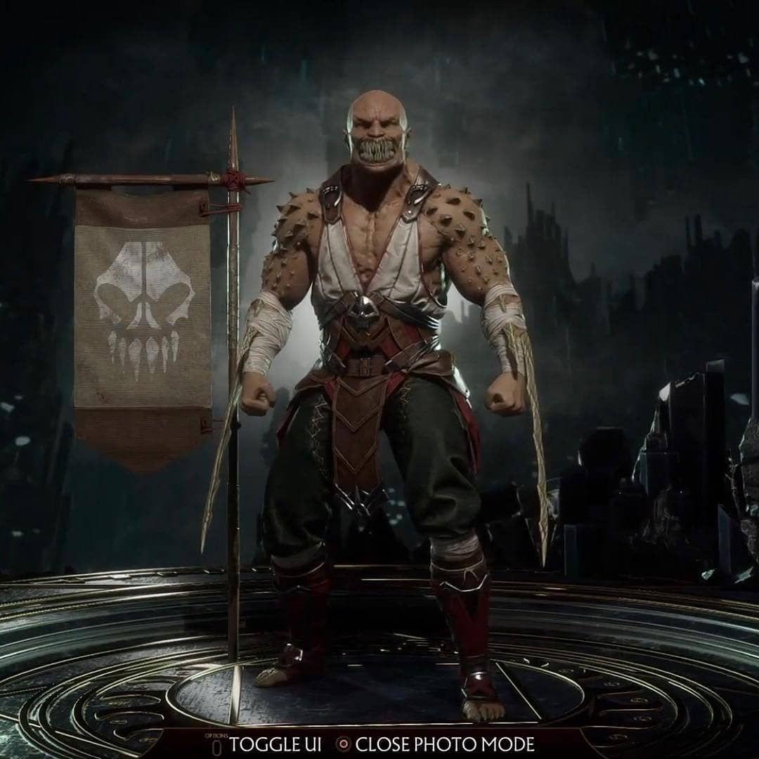 Baraka Mortal Kombat Wallpapers - Top Free Baraka Mortal Kombat ...
