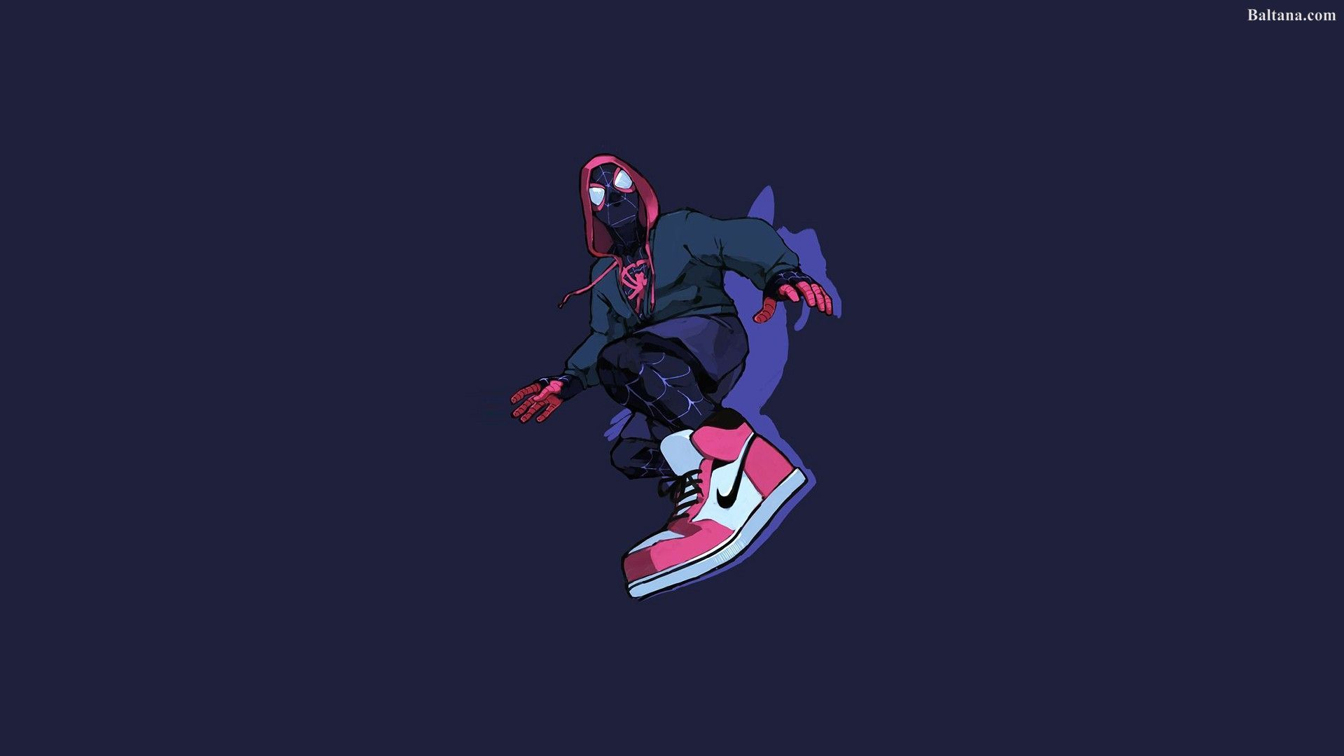 Spider Man Into The Spider Verse Wallpapers Top Free Spider Man
