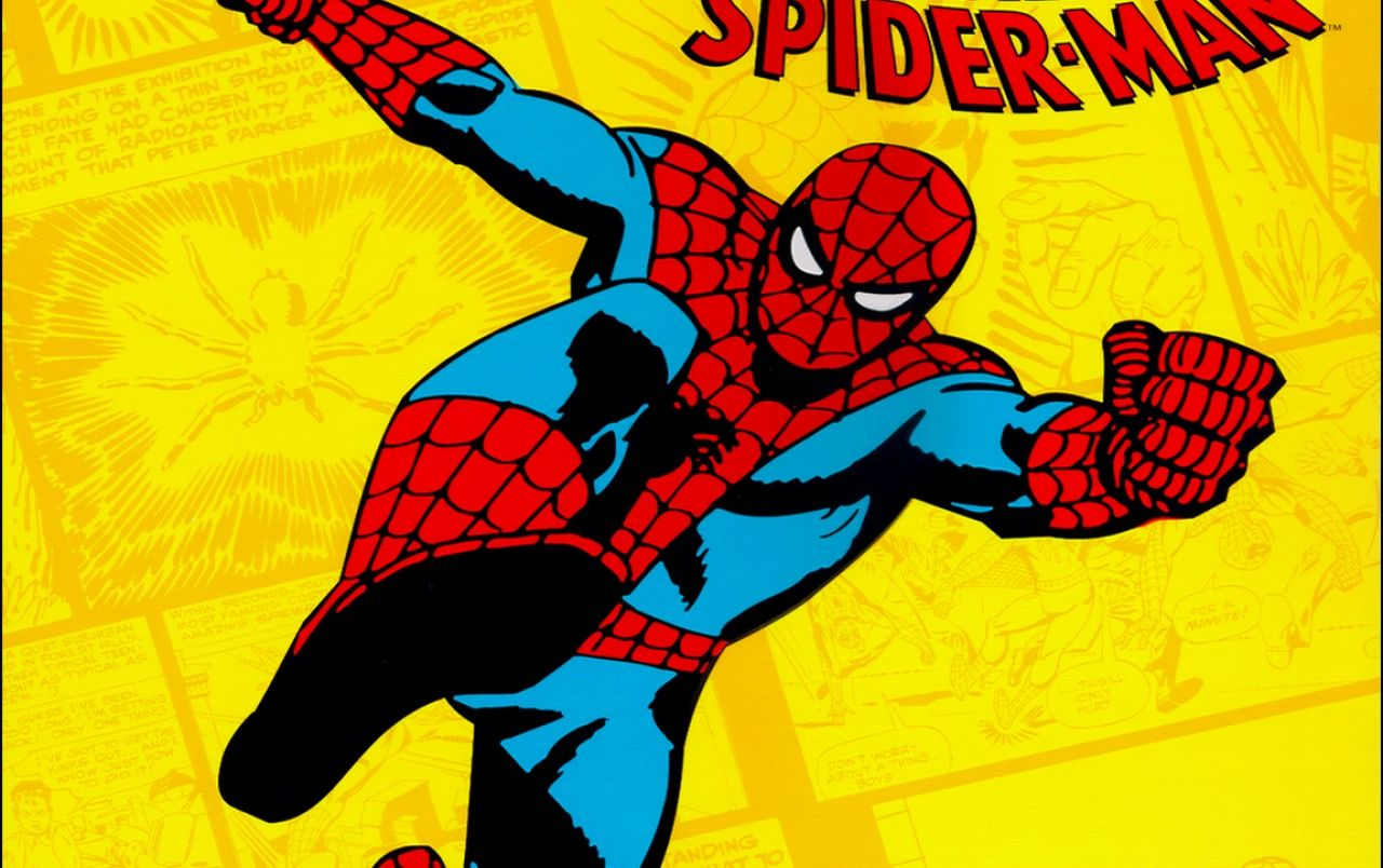 Classic Spider Man Wallpapers Top Free Classic Spider Man