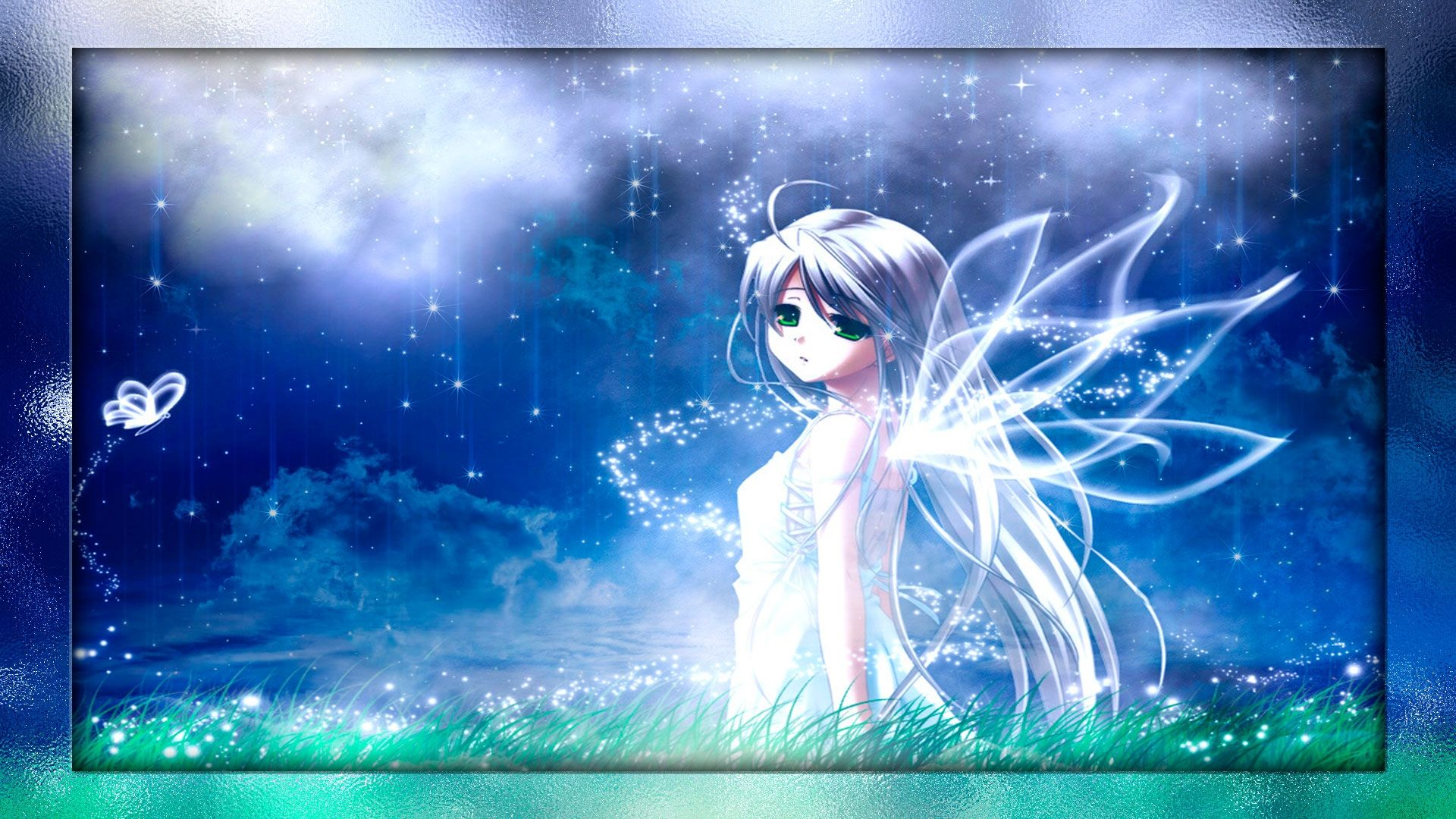 Anime fairy wallpapers top free anime fairy backgrounds - Beautiful anime wallpaper hd ...