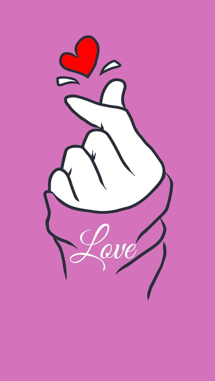 Finger Heart Wallpapers Top Free Finger Heart Backgrounds