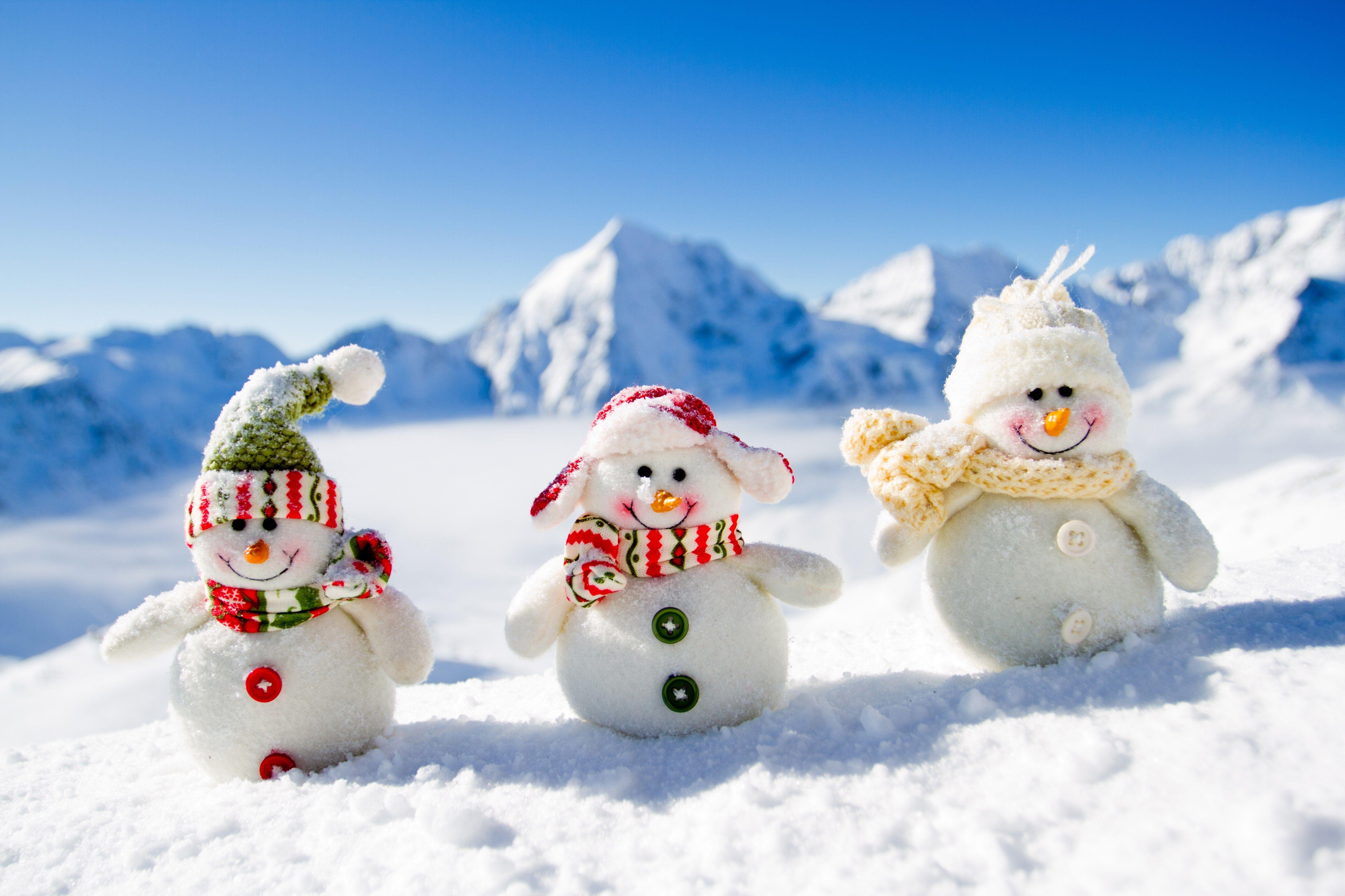 Snowman Desktop Wallpapers Top Free Snowman Desktop