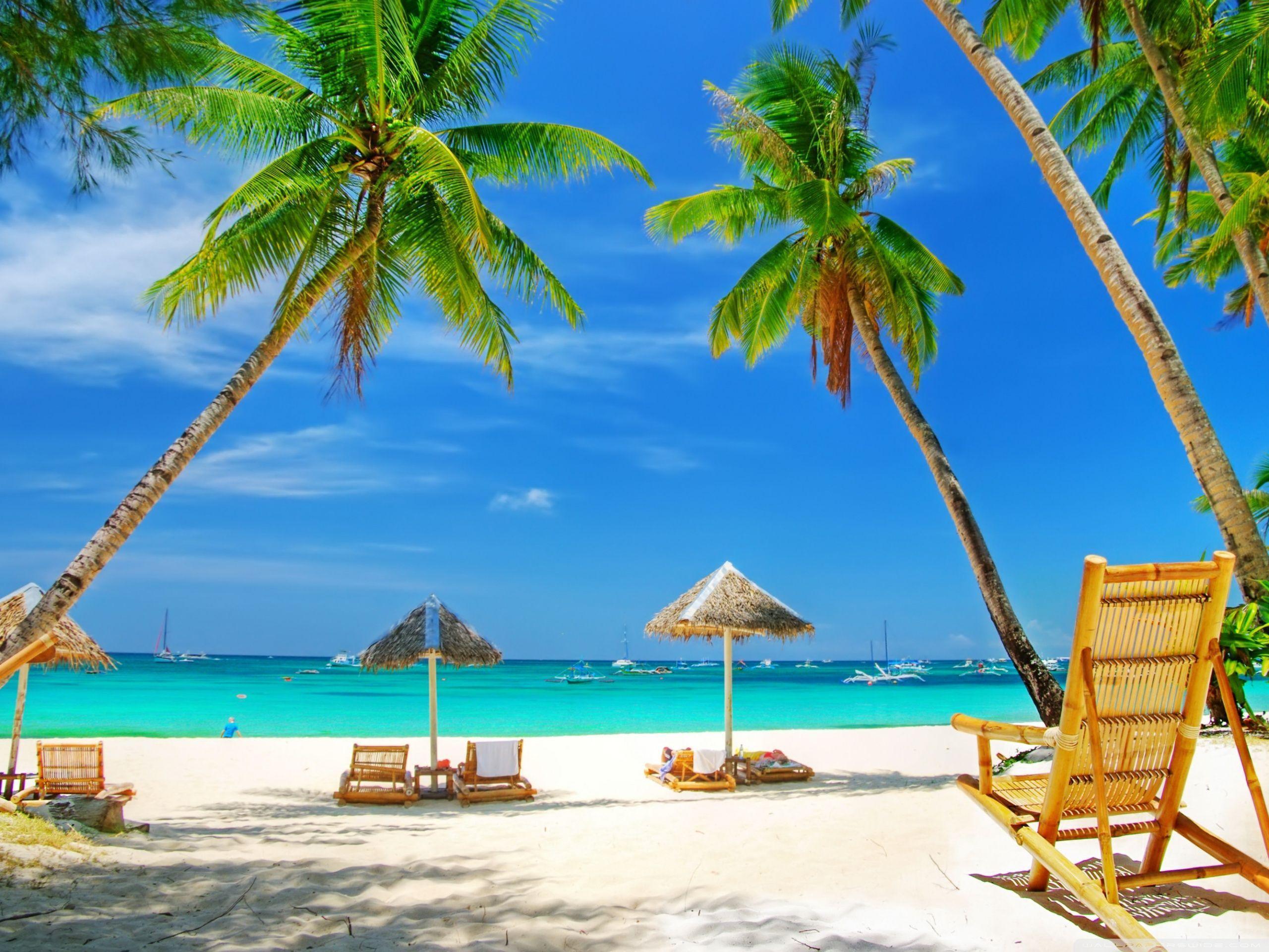 Paradise Beach Wallpapers Top Free Paradise Beach