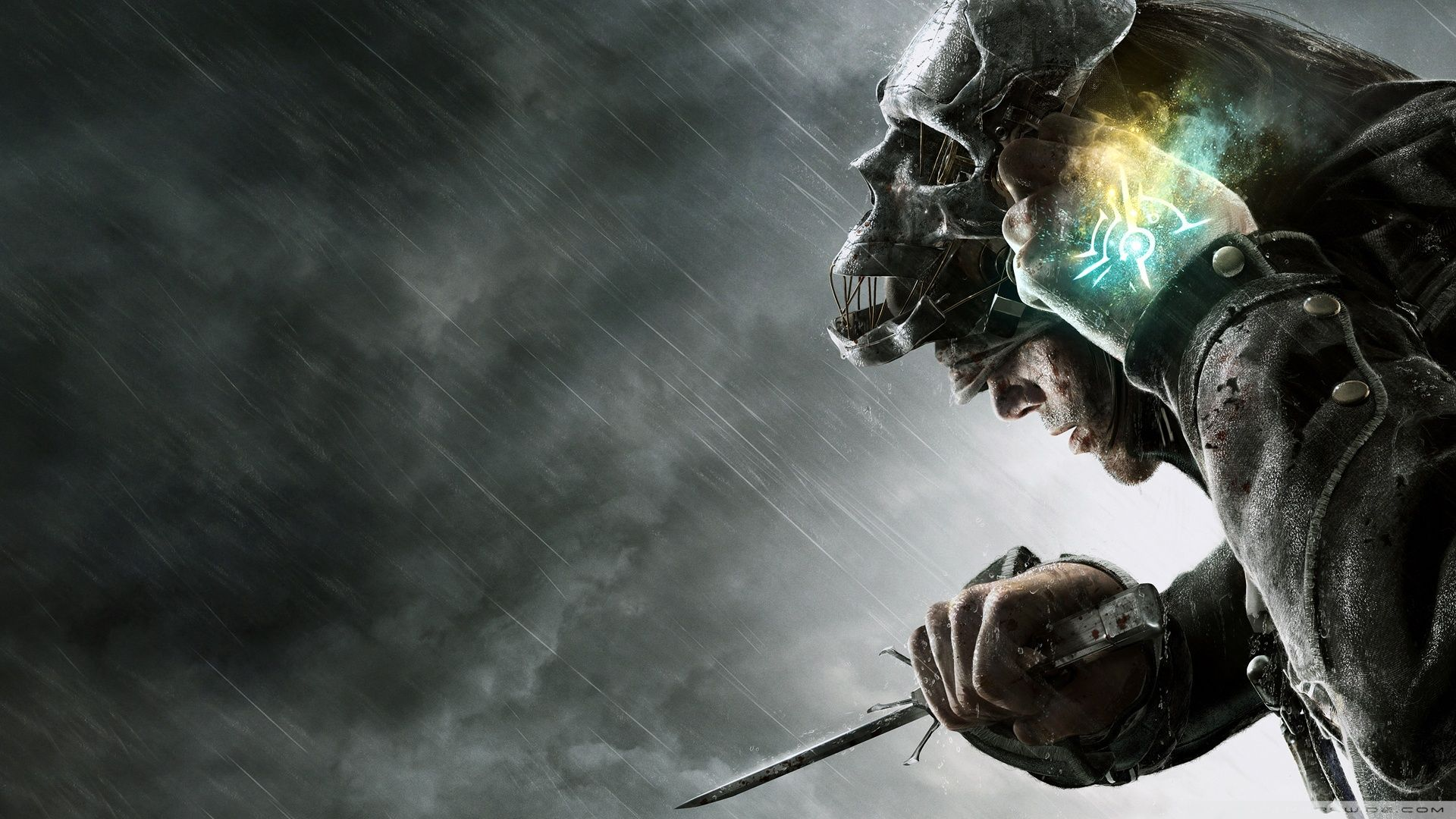 Dishonored Wallpapers Top Free Dishonored Backgrounds Wallpaperaccess