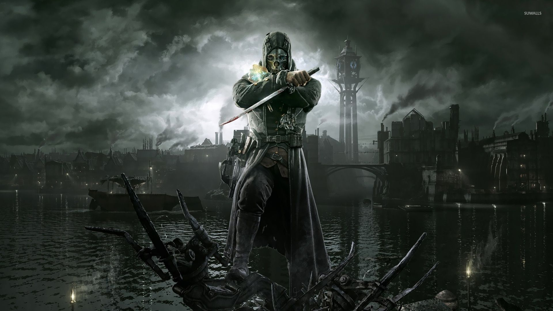 Dishonored Wallpapers - Top Free Dishonored Backgrounds ...