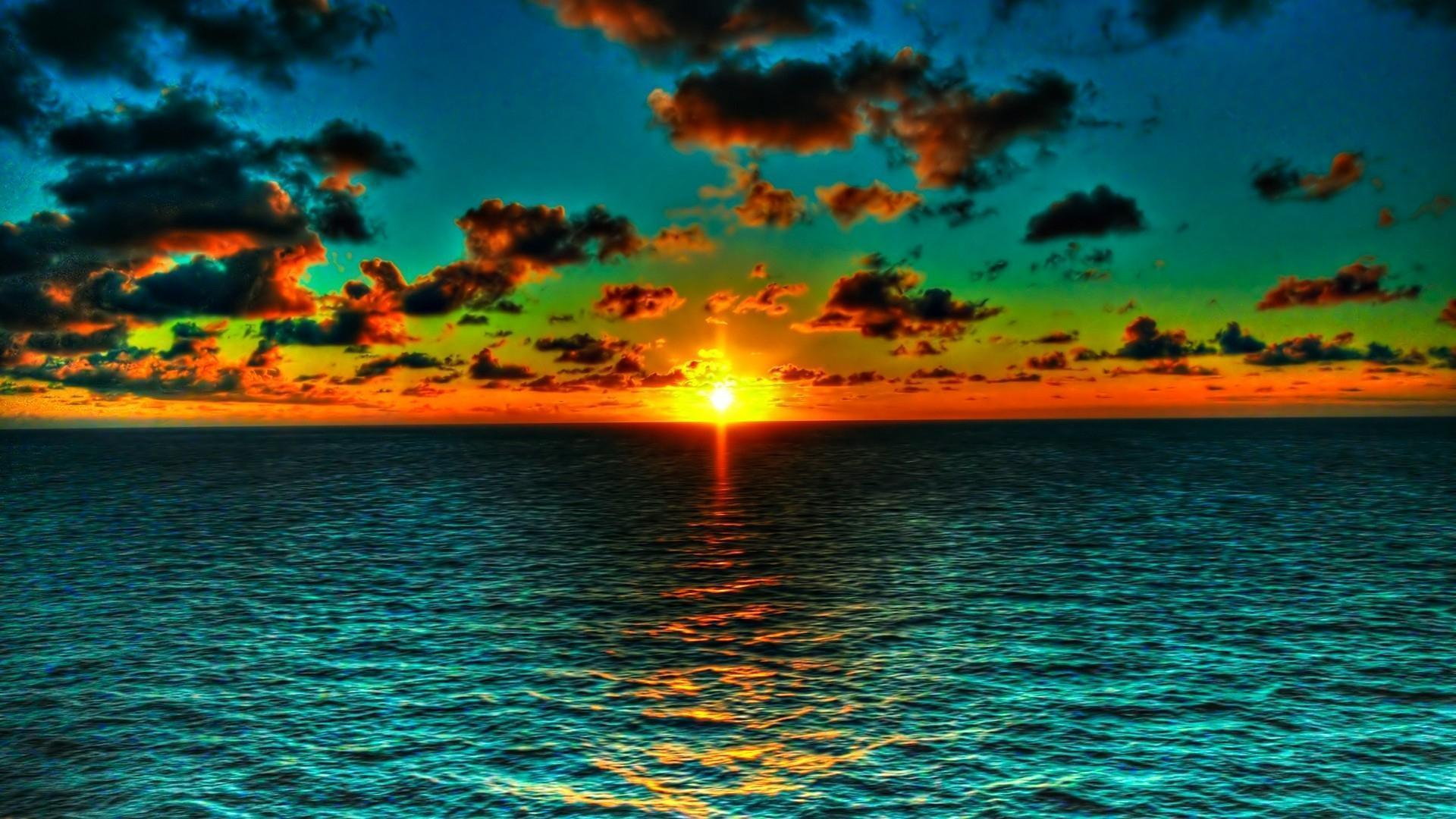 Blue Ocean Sunset Wallpapers Top Free Blue Ocean Sunset Backgrounds Wallpaperaccess ✓ free for commercial use ✓ high quality images. blue ocean sunset wallpapers top free