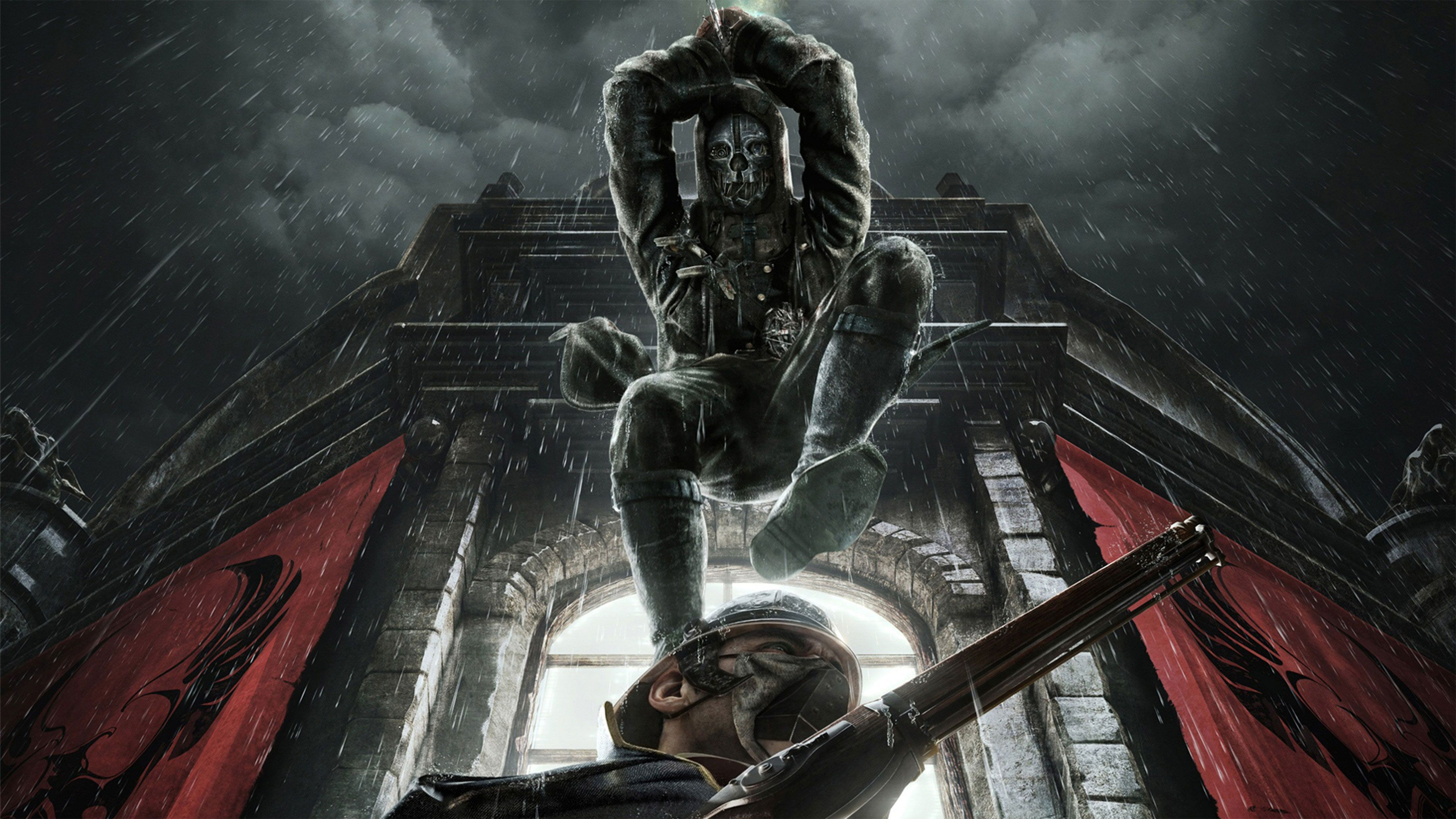 Dishonored Wallpapers Top Free Dishonored Backgrounds