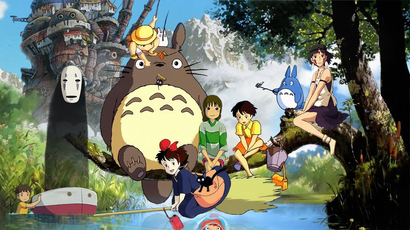 New Miyazaki Movie Wallpapers Top Free New Miyazaki Movie