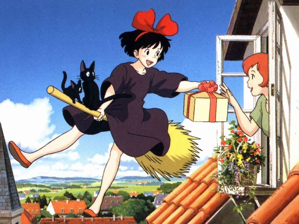 Kiki S Delivery Service Wallpapers Top Free Kiki S Delivery