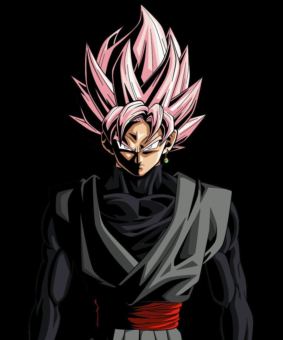 Badass Black Goku Wallpapers Top Free Badass Black Goku
