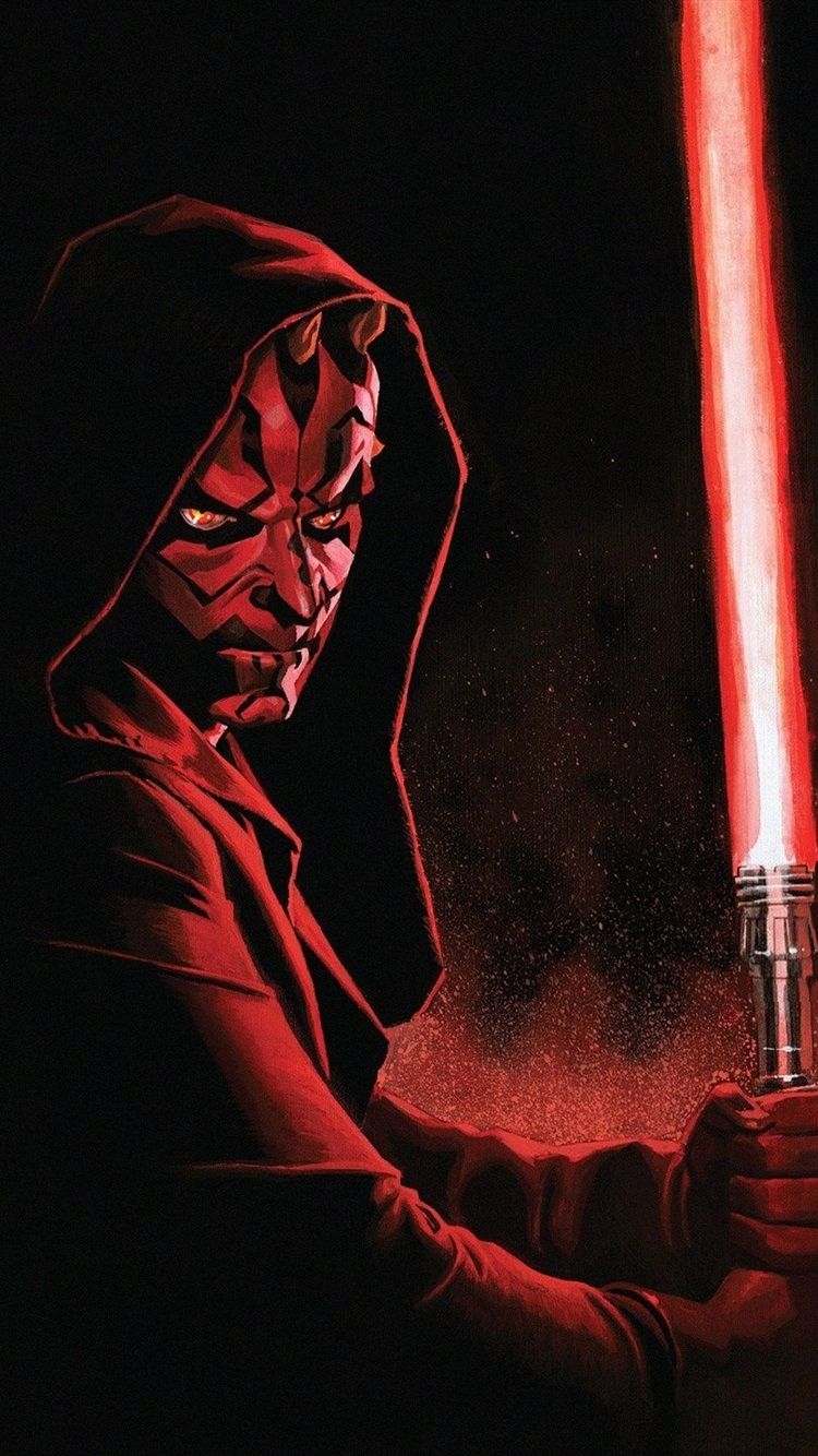 Darth Maul Wallpapers Top Free Darth Maul Backgrounds Wallpaperaccess