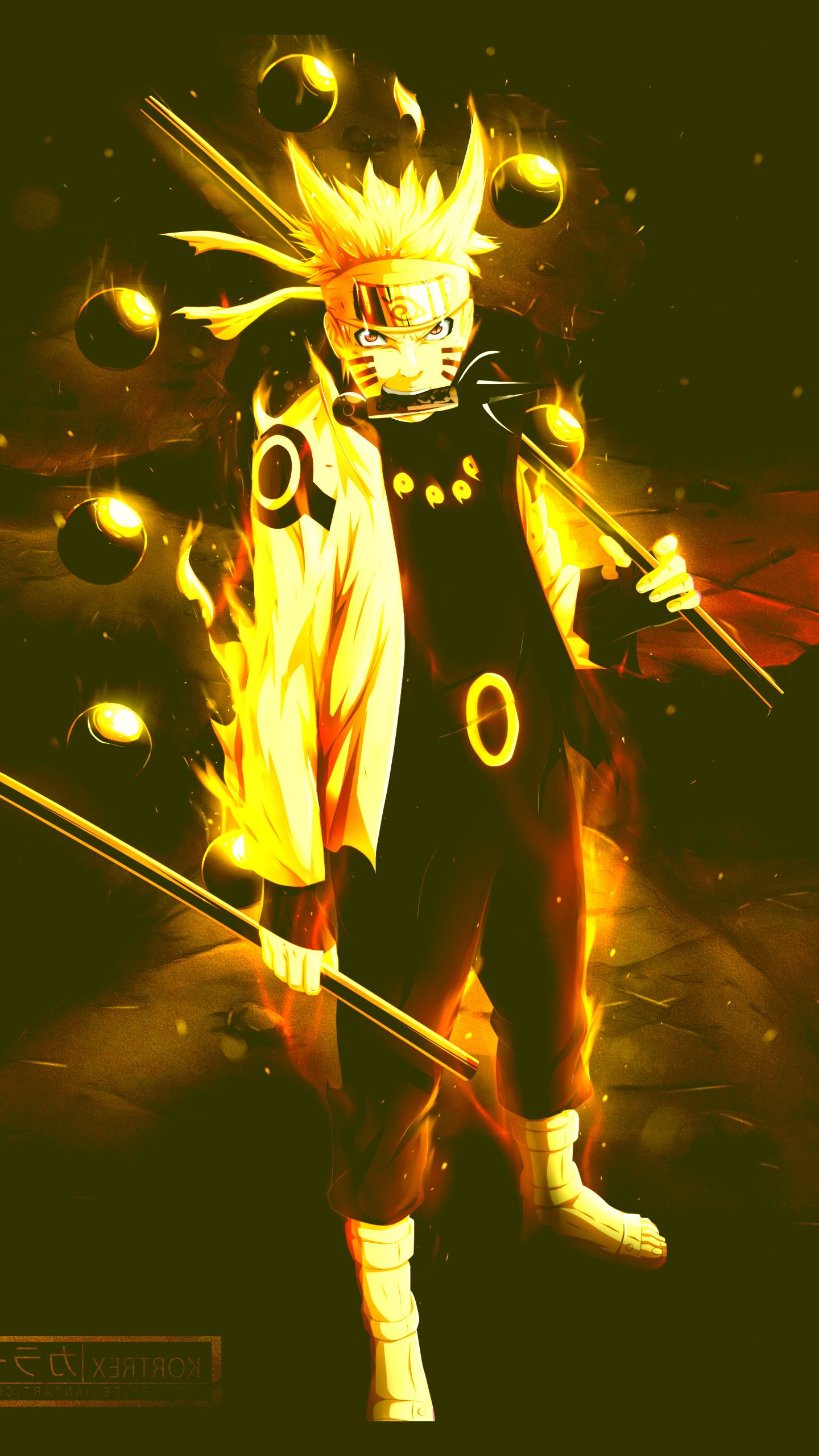 Unduh 610 Wallpaper Naruto Iphone 7 Terbaik