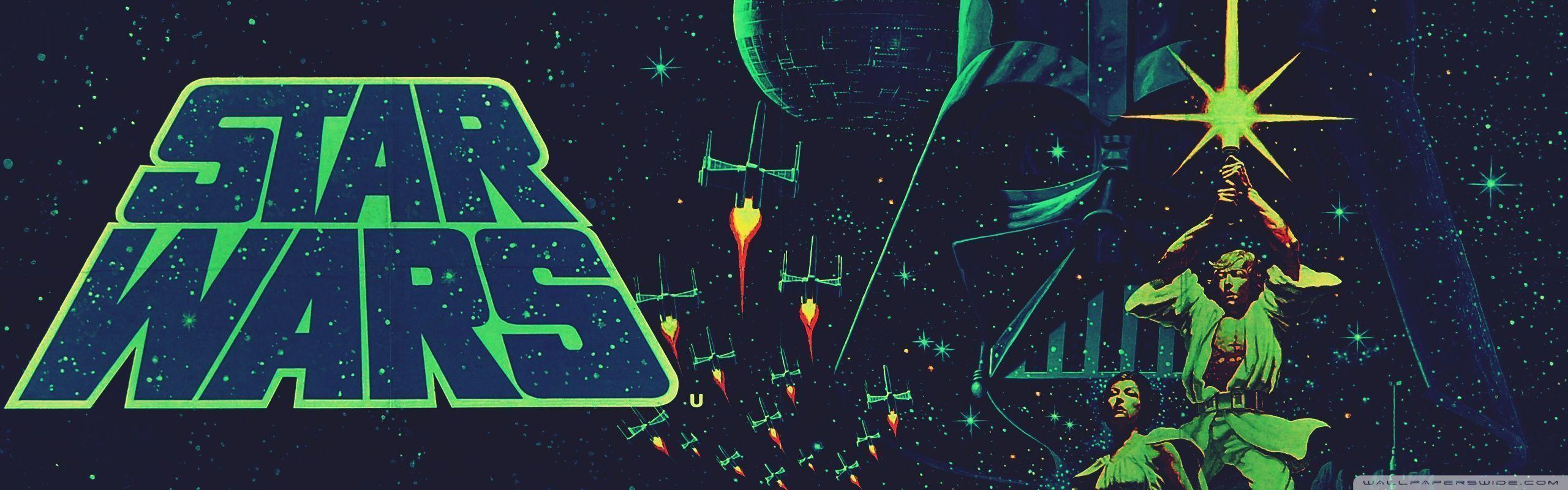 Dual Screen Star Wars Wallpapers Top Free Dual Screen Star Wars Backgrounds Wallpaperaccess
